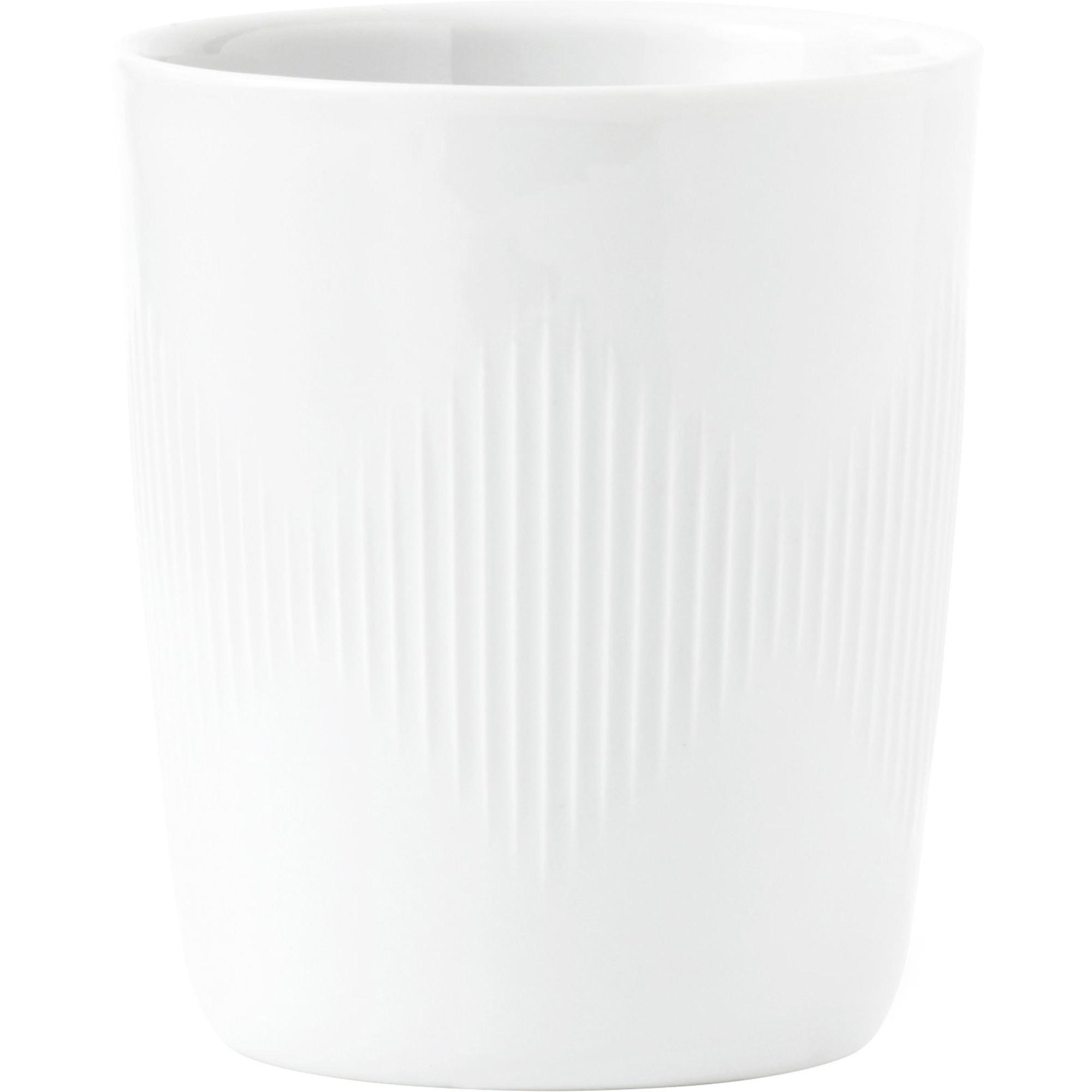 Lyngby Porcelæn 2 st. Thermodan kaffekopp