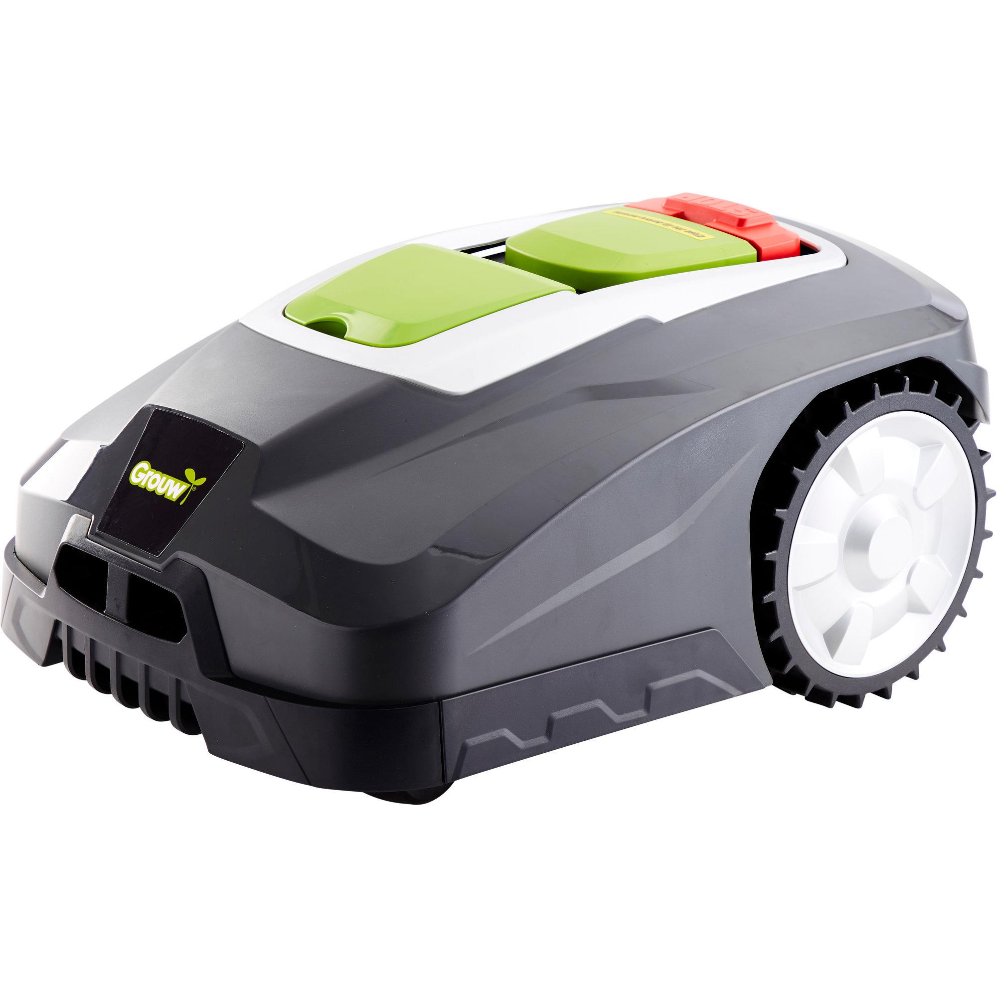Frisk frugt M800 App Control robotplæneklipper fra Grouw » Gratis Levering AR76