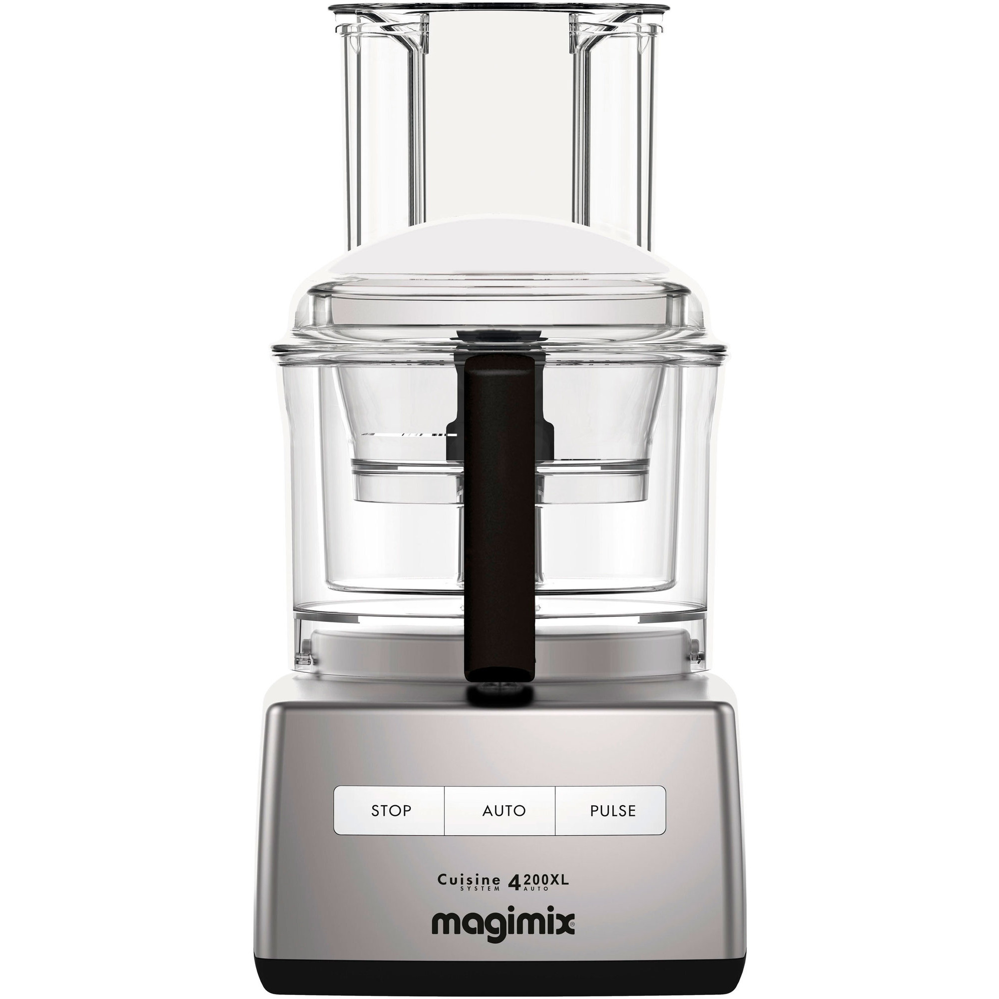 Magimix CS 4200 XL Matberedare Matt Krom