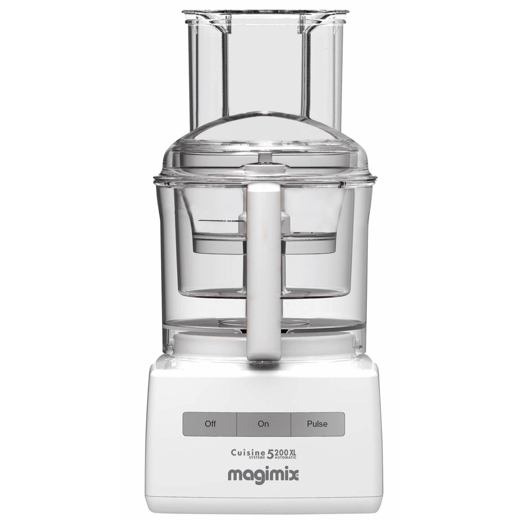 Magimix CS 5200 XL Matberedare jubileum vit