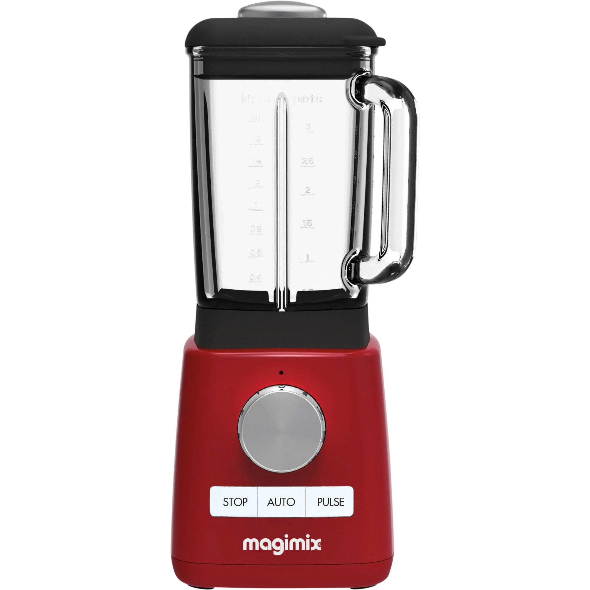 Magimix Power Blender Röd 18 liter