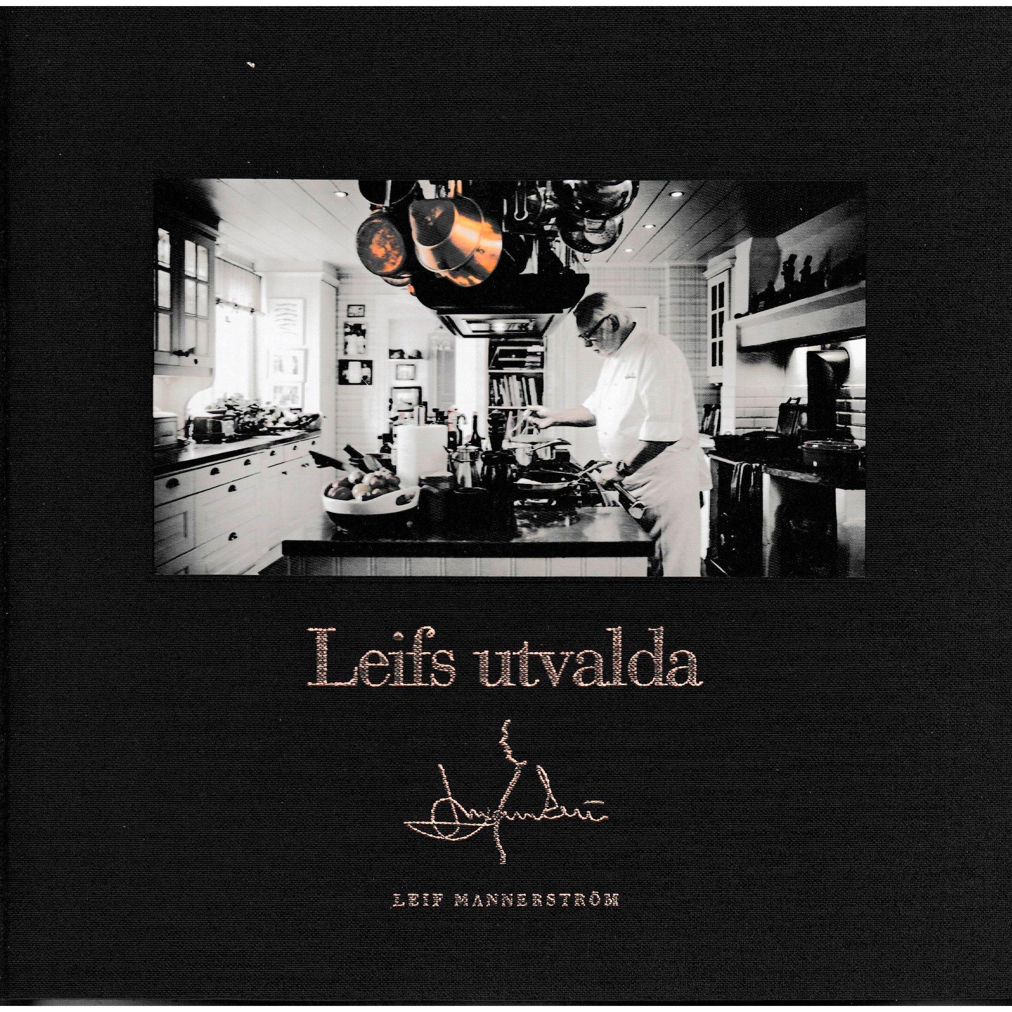 Mannerströms Leifs Utvalda