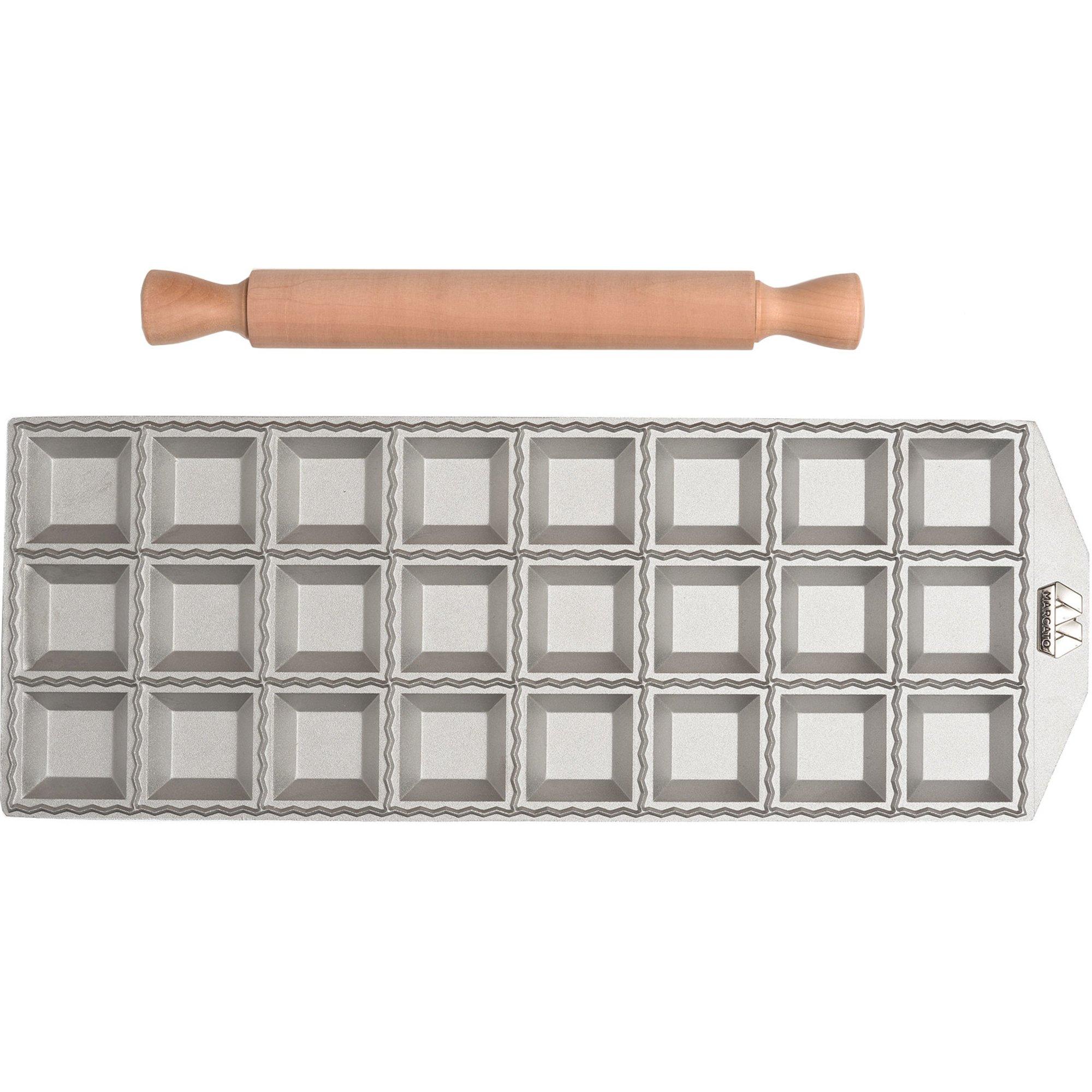 Marcato Ravioliform för 24 kvadratiska ravioli