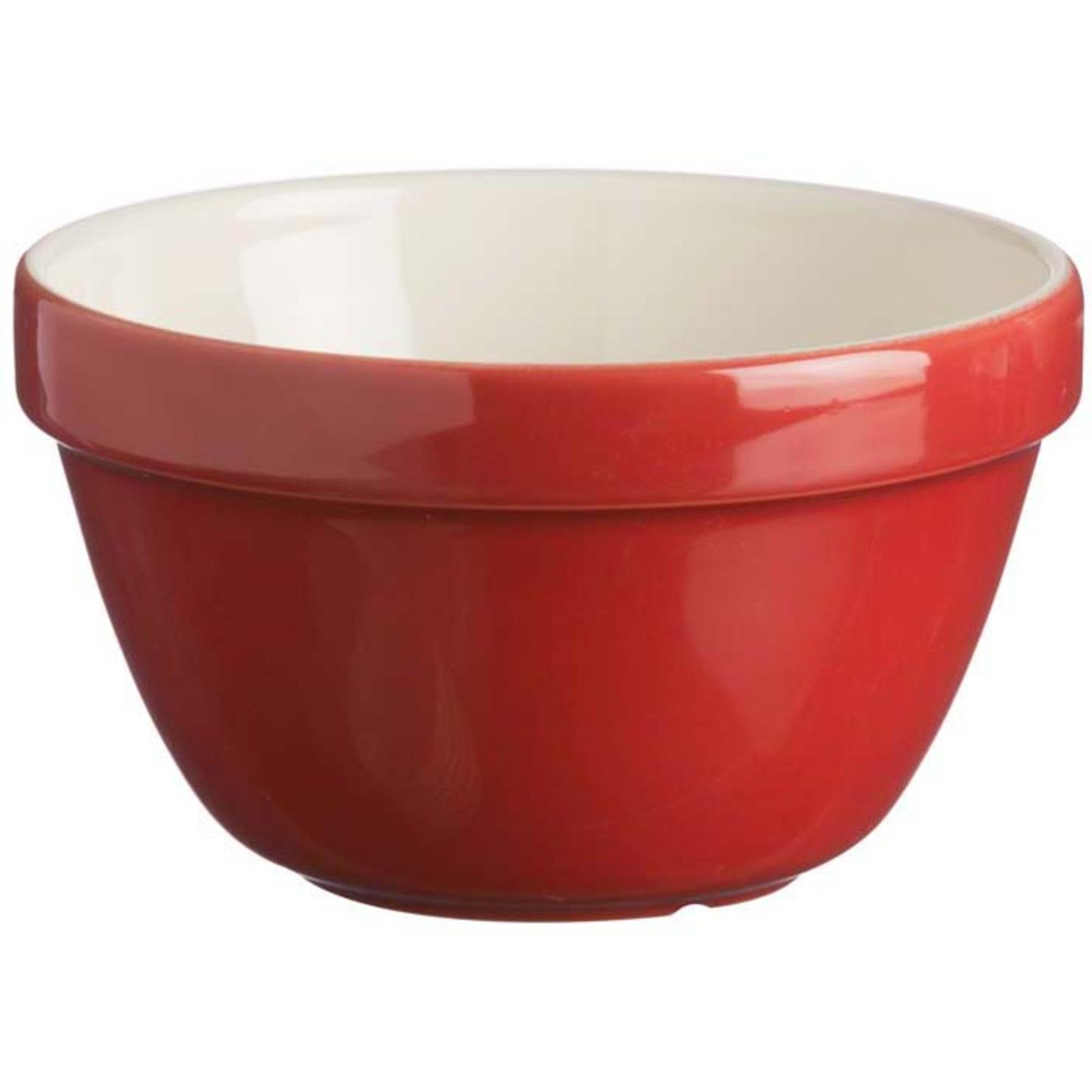 Mason Cash Colour Mix Serveringsskål Röd