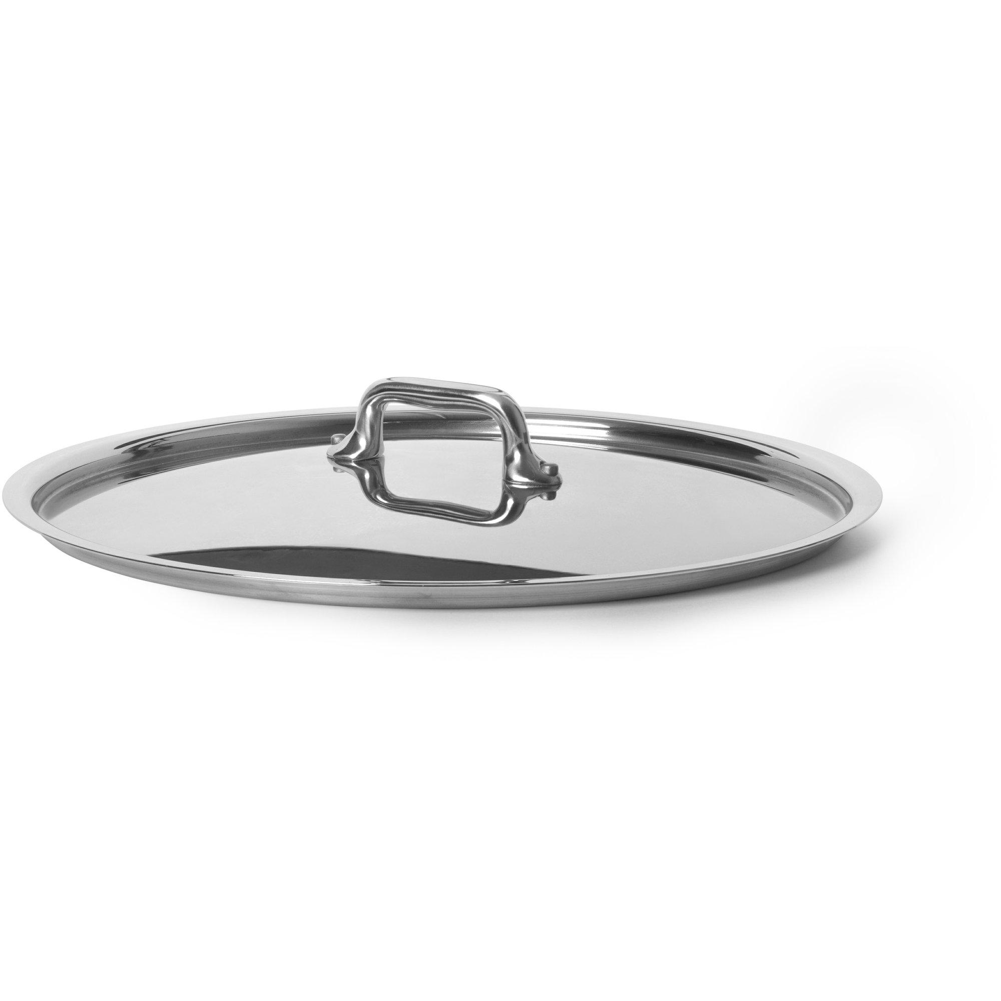 Mauviel Cook Style lock i rostfritt stål 12 cm.