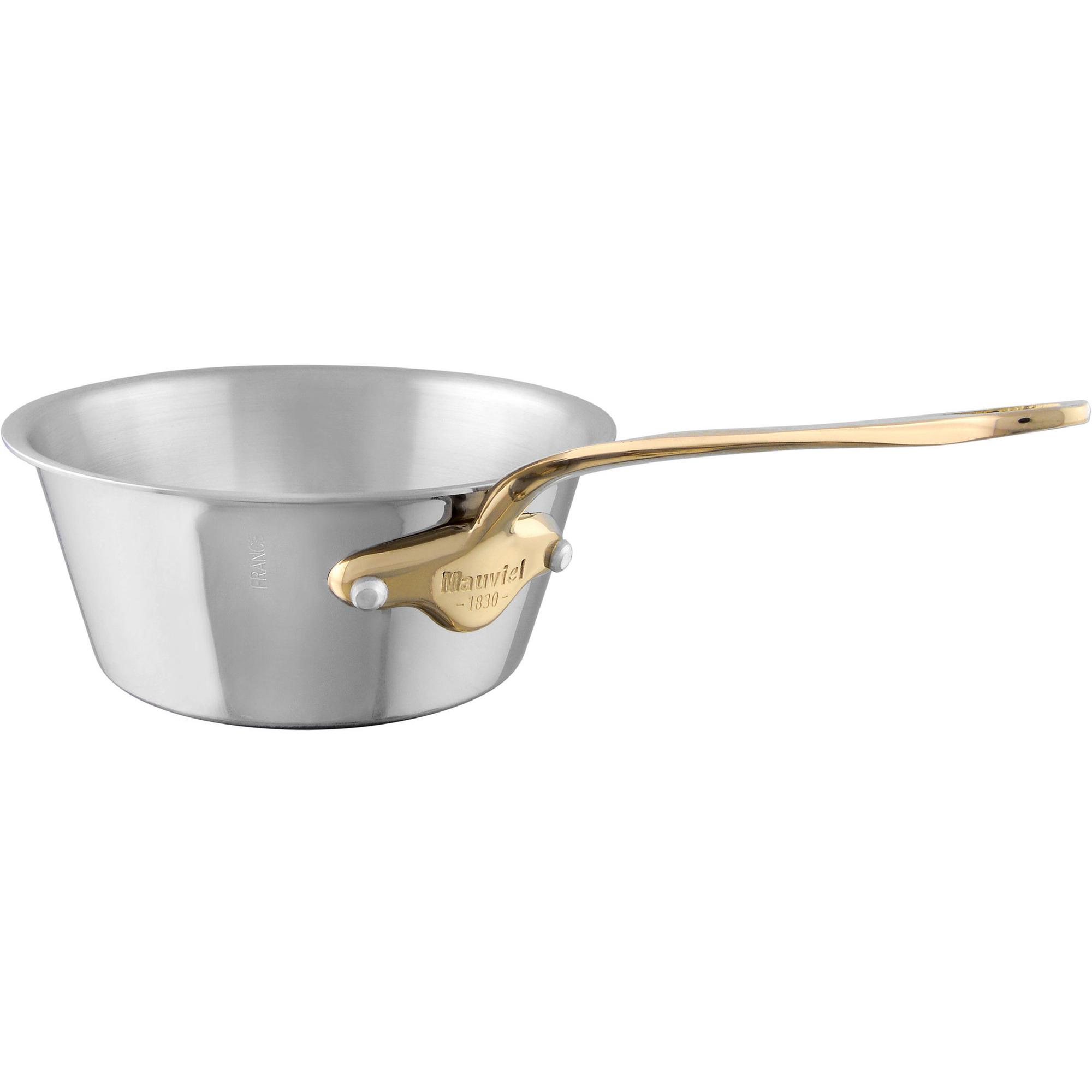 Mauviel Cook Style Sautépanna Konisk