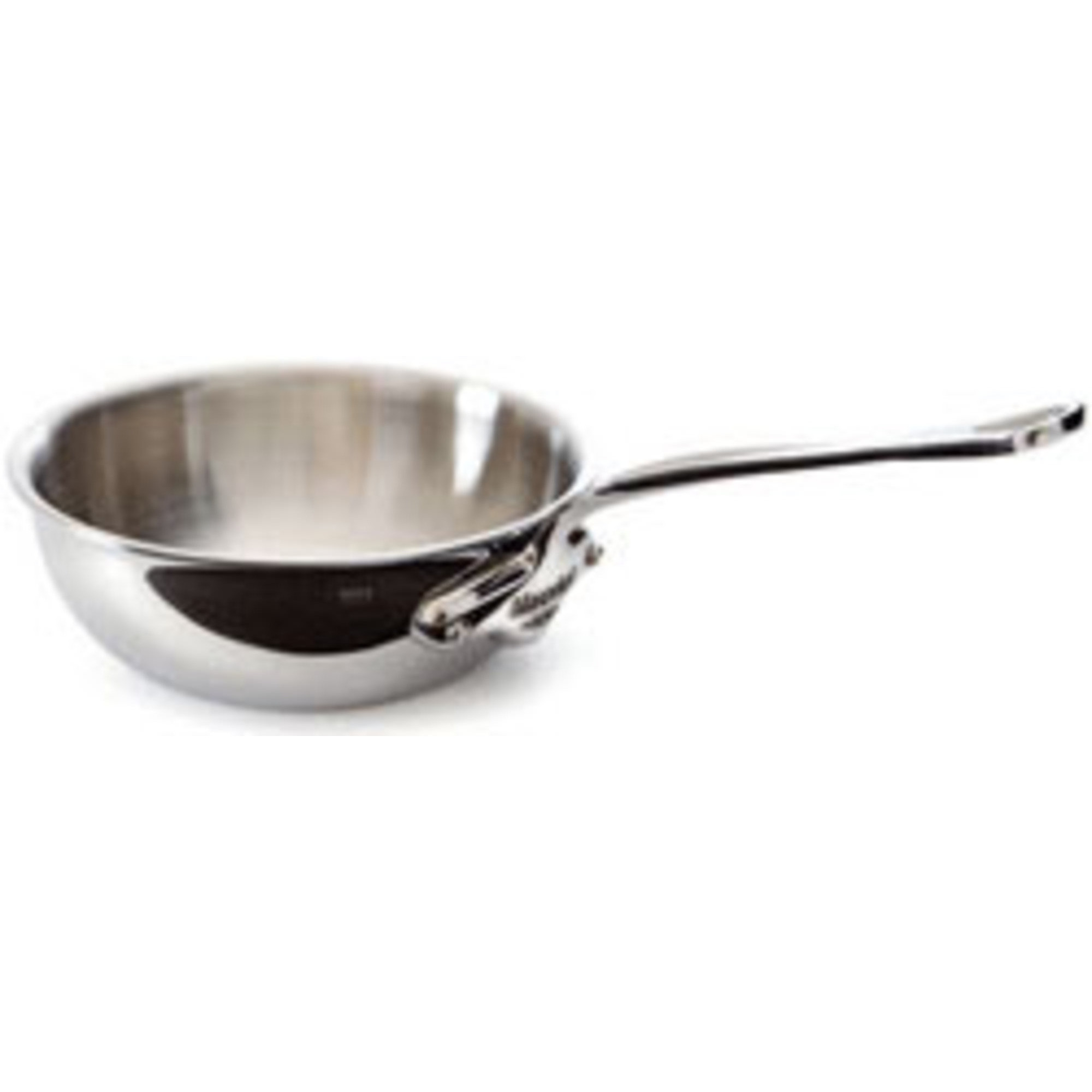 Mauviel M´Cook Sauteuse 20 cm 16 liter