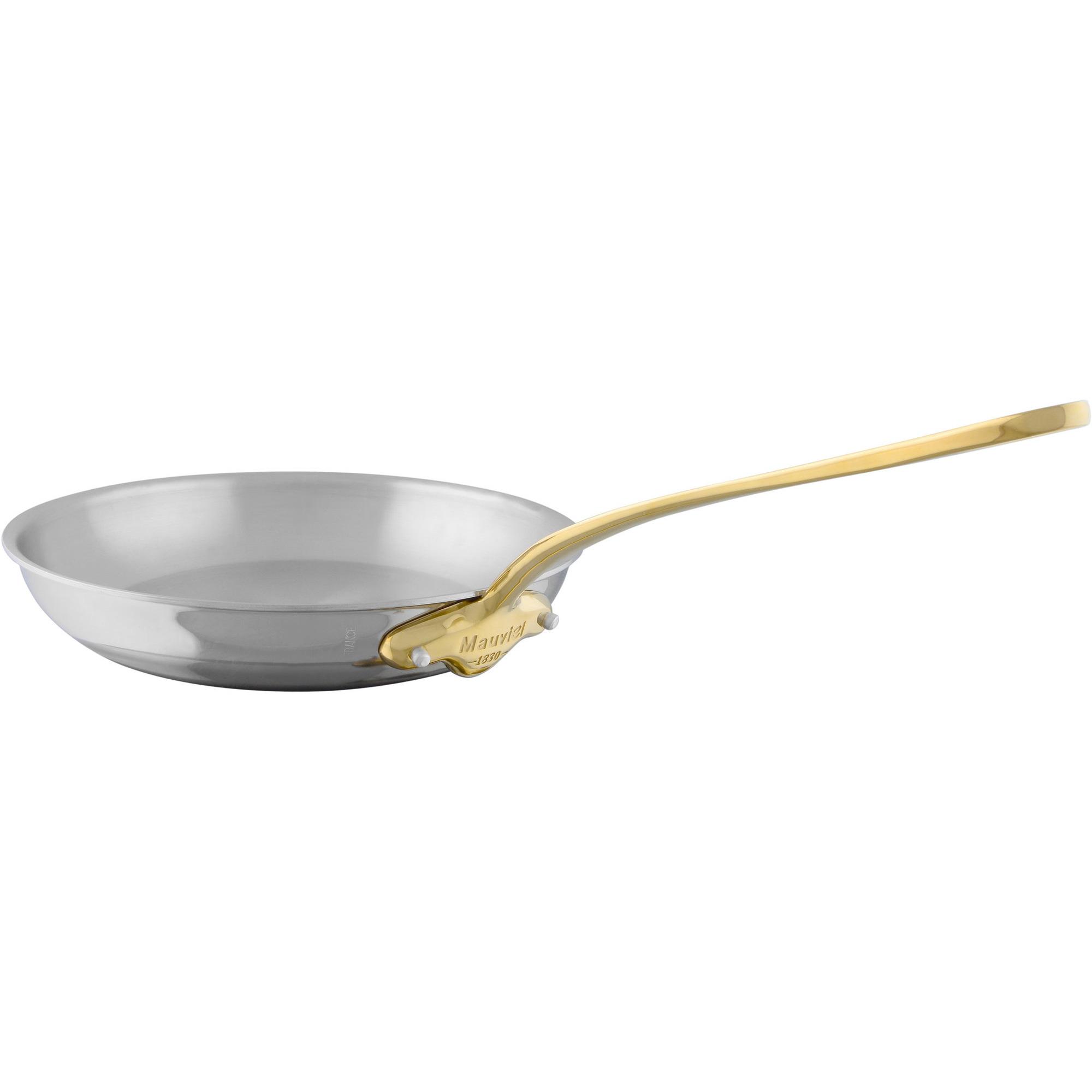 Mauviel Cook Style Stekpanna