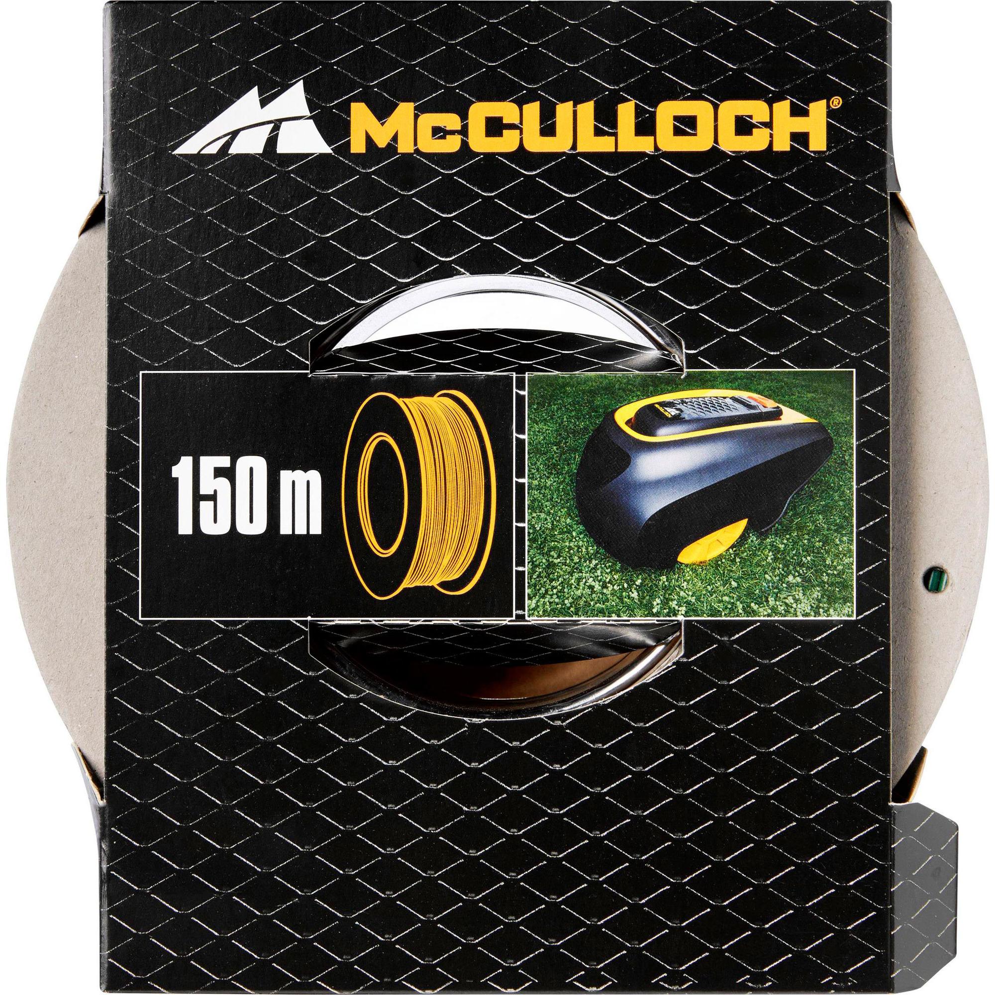 McCulloch 150 meter avgränsningskabel