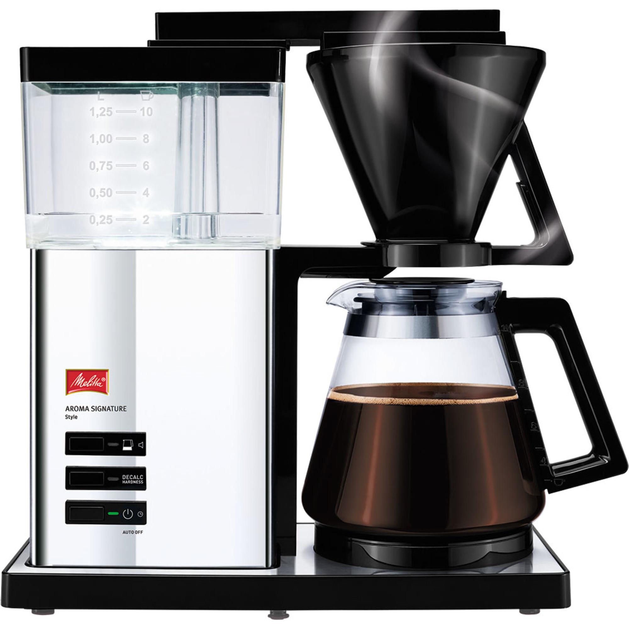 Melitta Aroma Signature Style Kaffemaskin