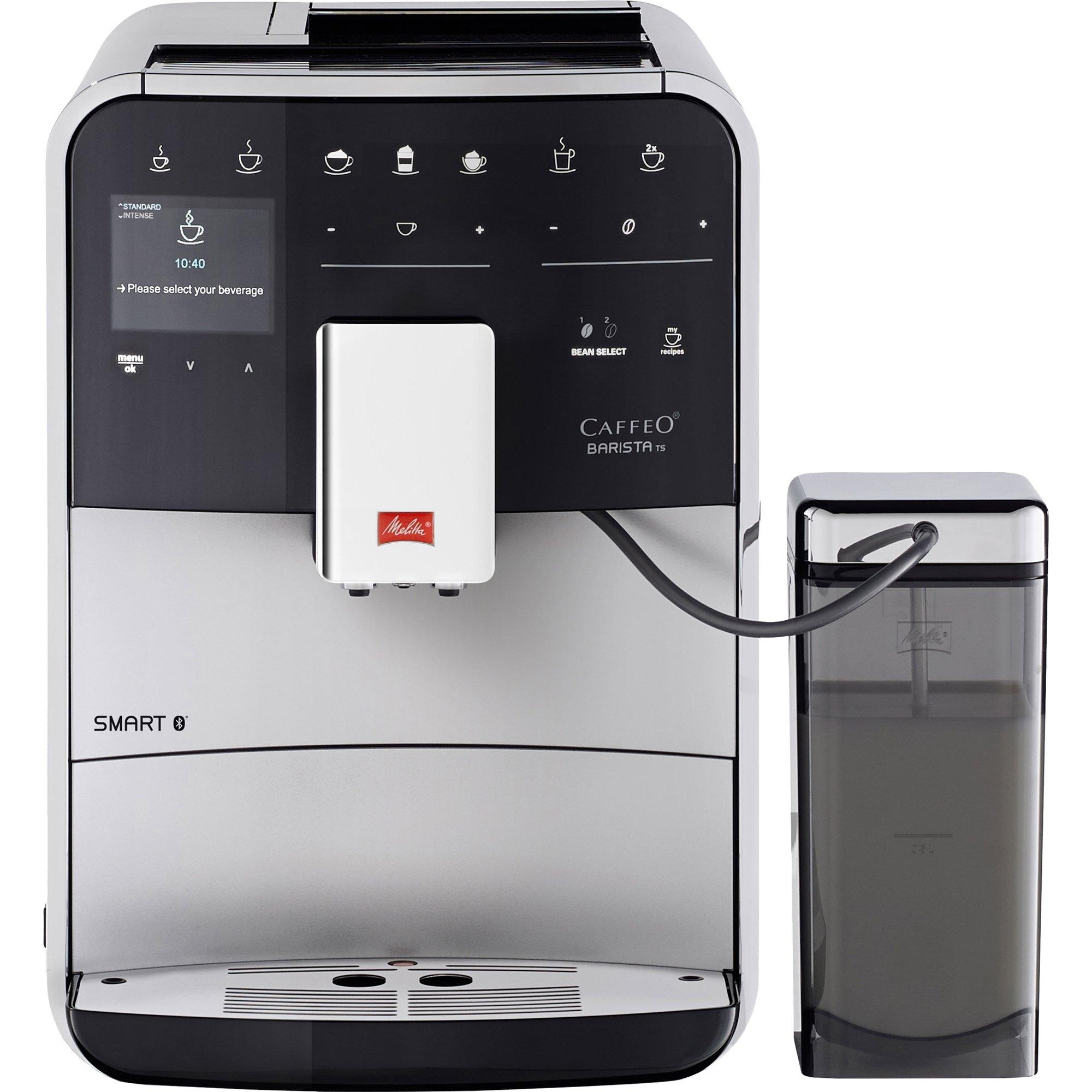 Melitta Barista TS Smart espressomaskin silver
