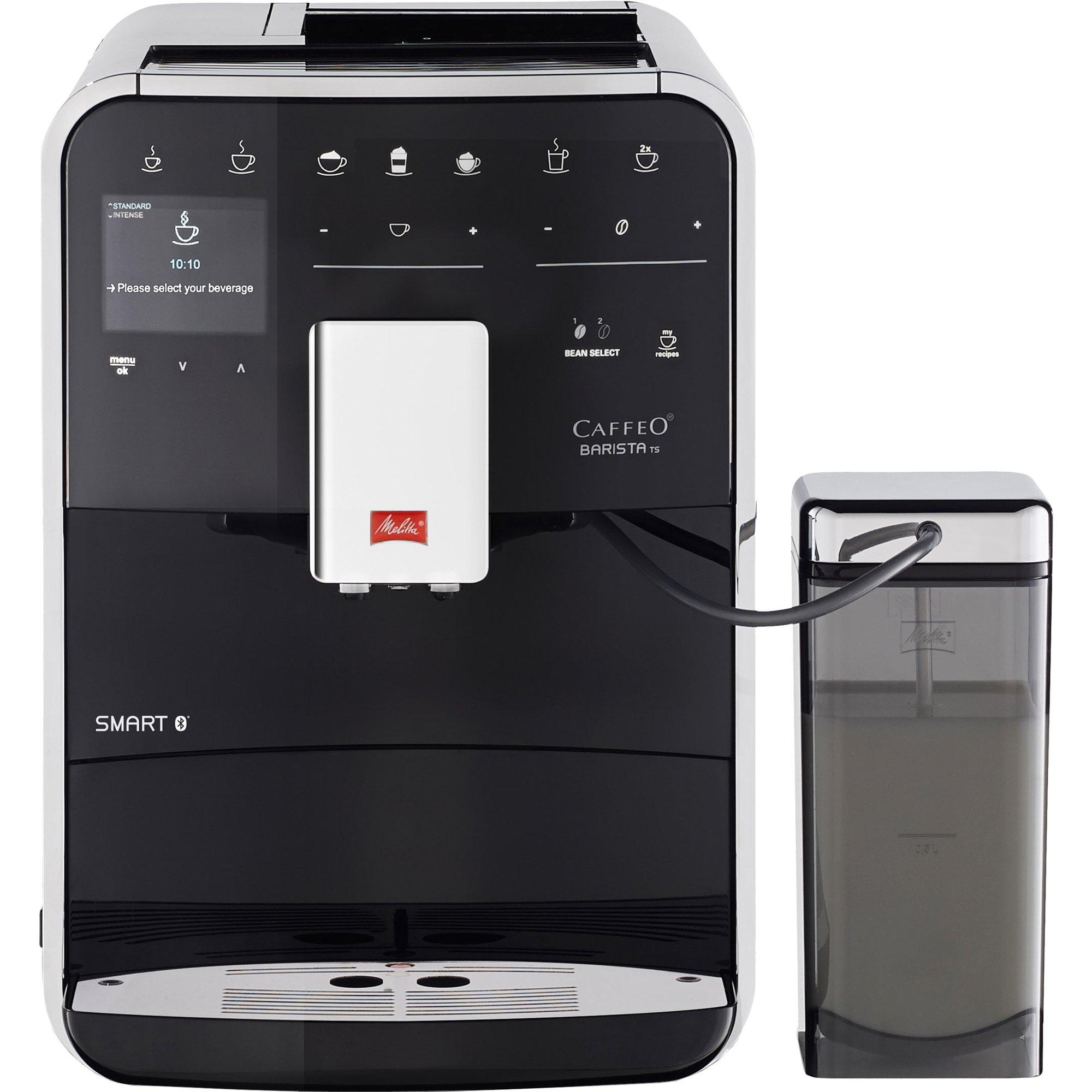 Melitta Barista TS Smart espressomaskin svart