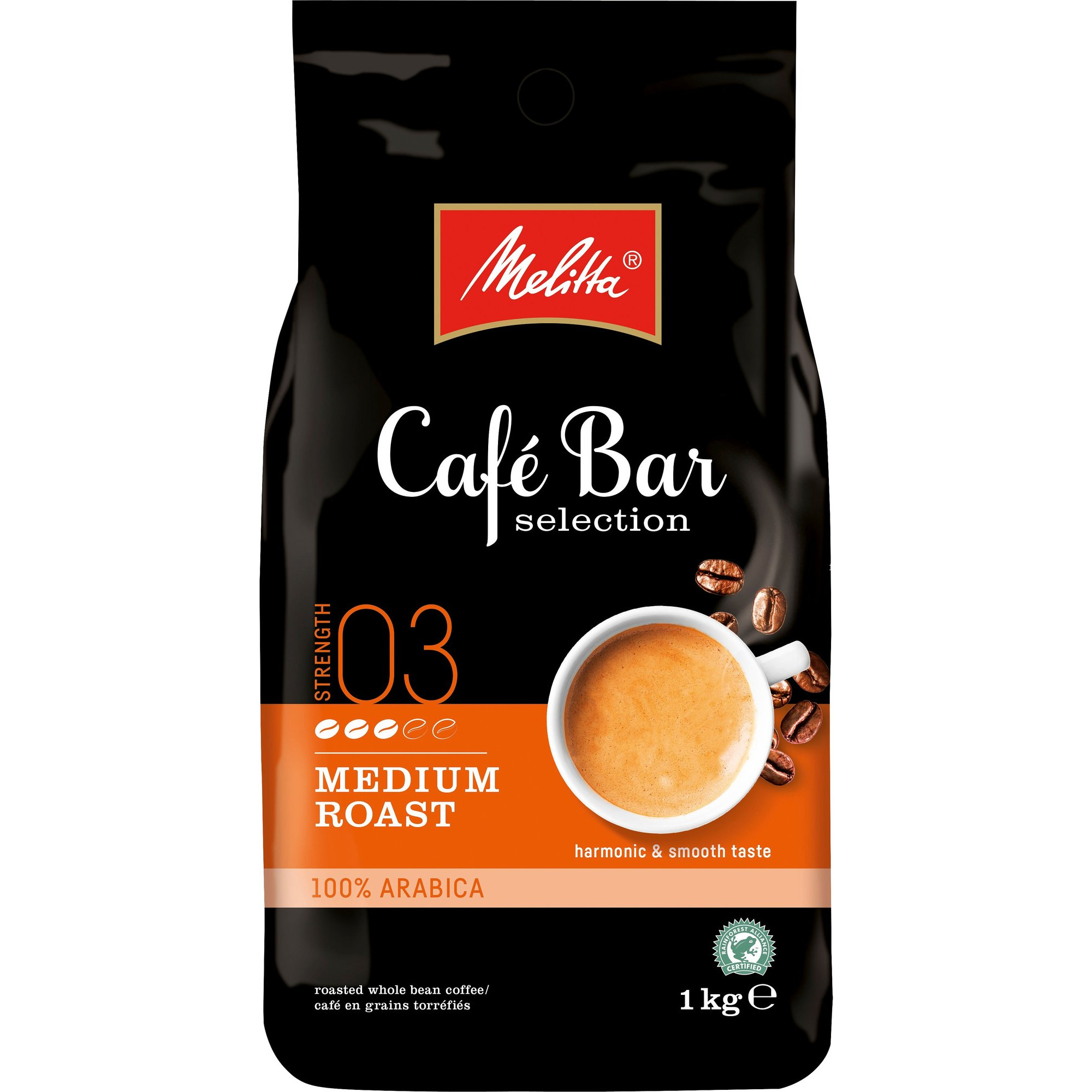 Melitta CaféBar Selection kaffebönor medium roast