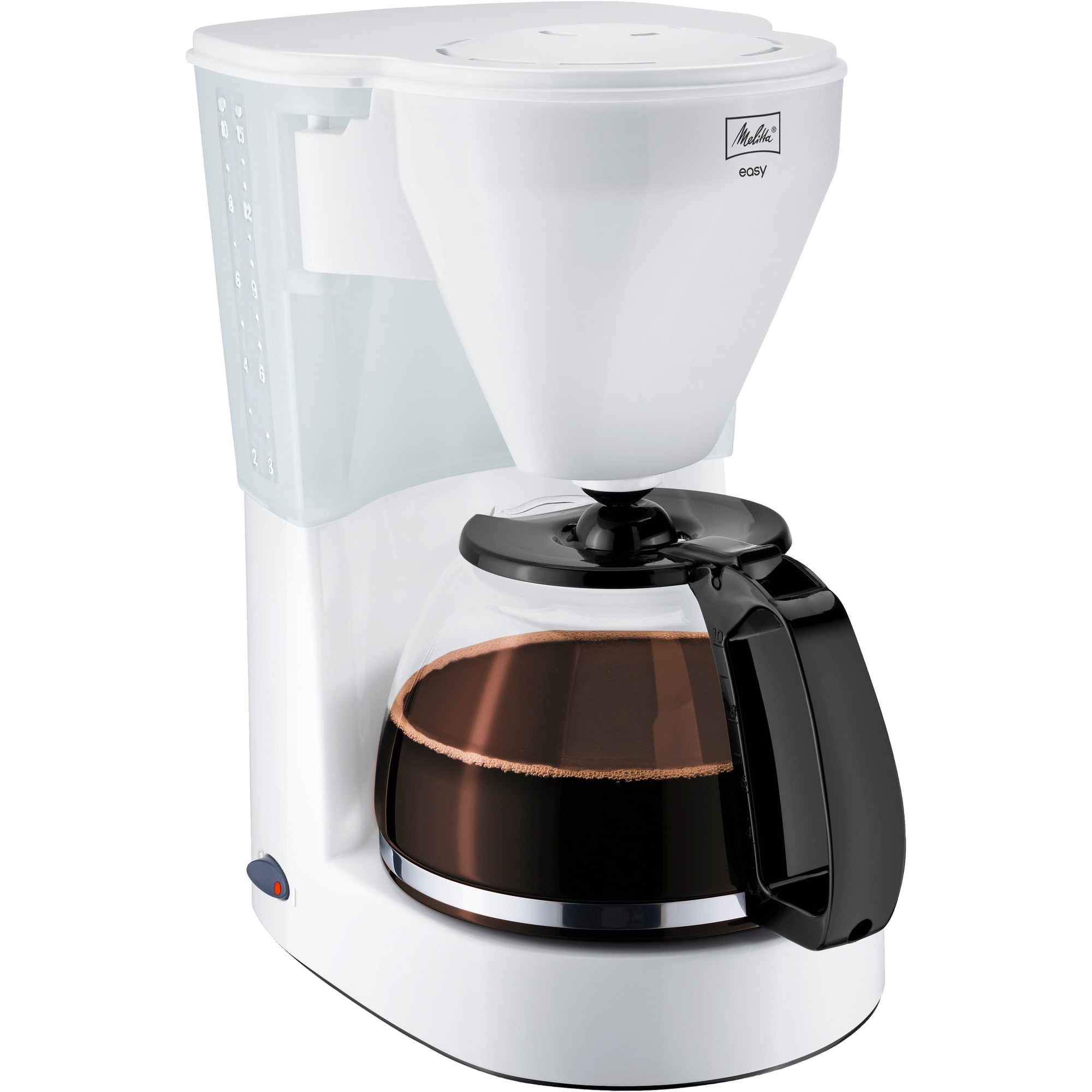 Melitta Easy Kaffemaskin Vit