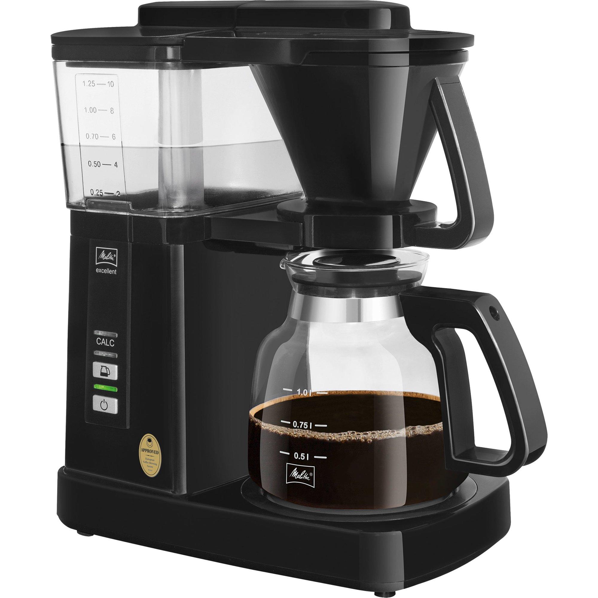 Melitta Excellent 5.0 kaffebryggare