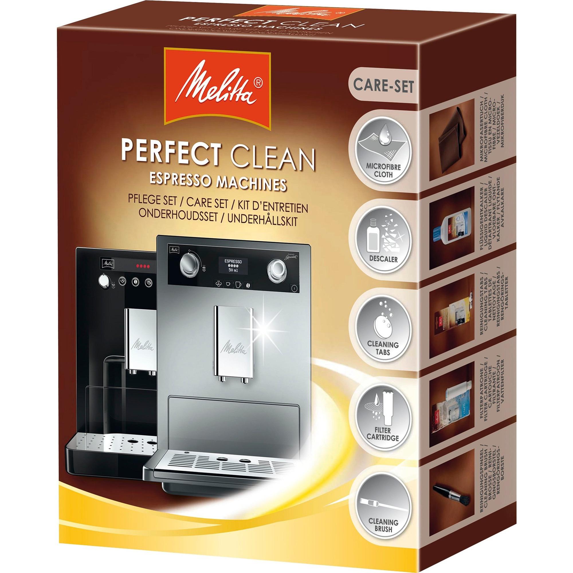 Melitta Rengöringskit till Kaffemaskin