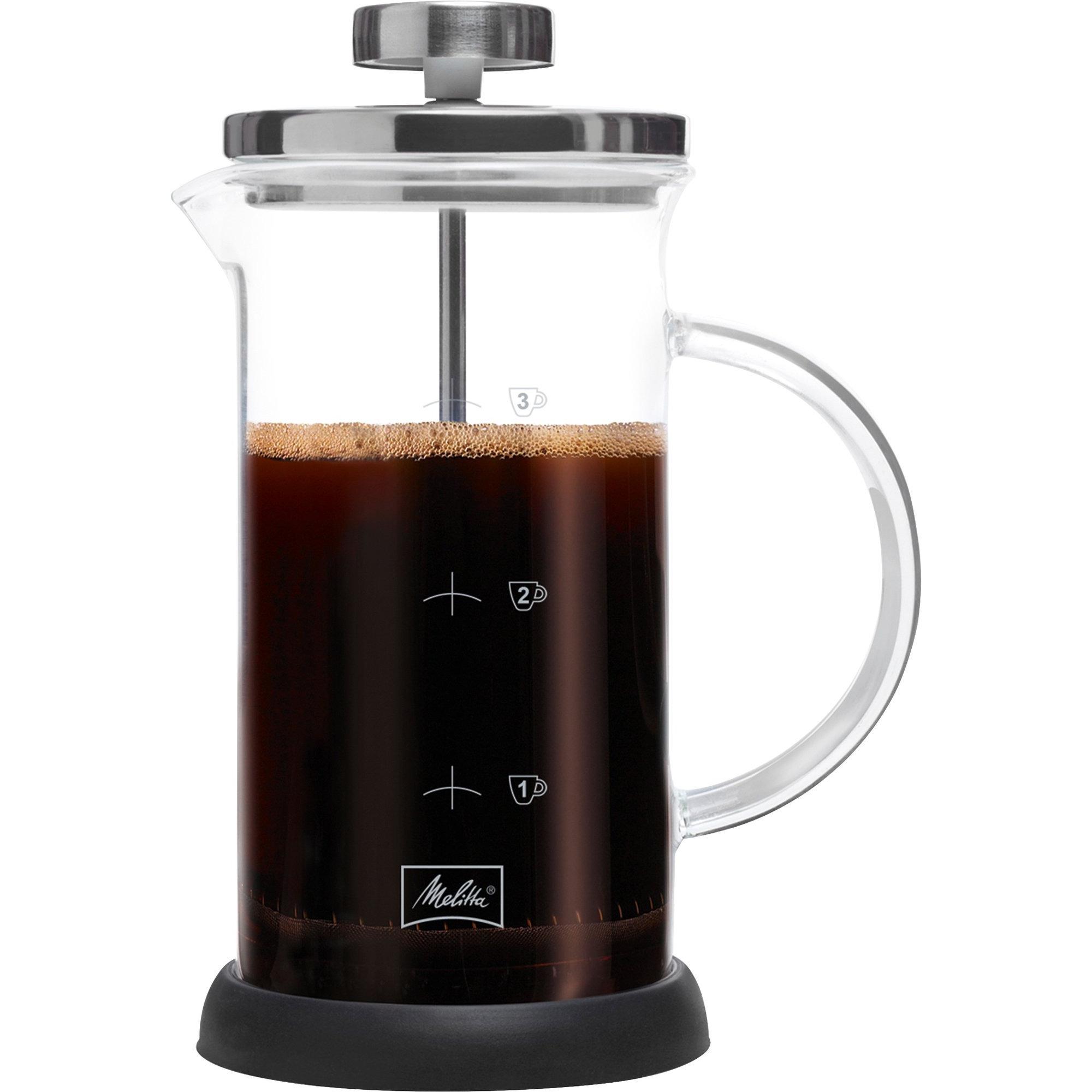 Melitta Kaffepress 3 Koppar