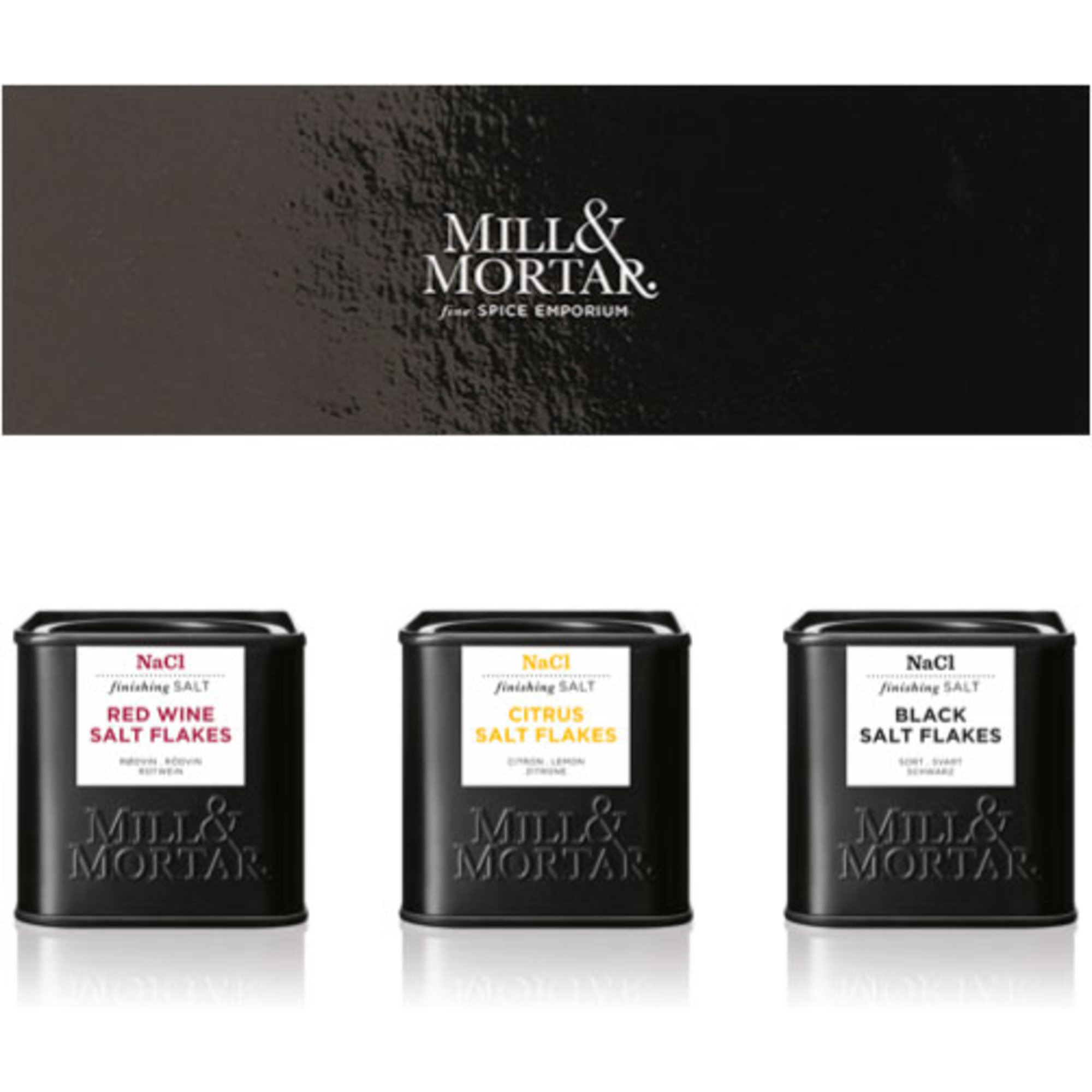 Mill & Mortar Finishing Salts