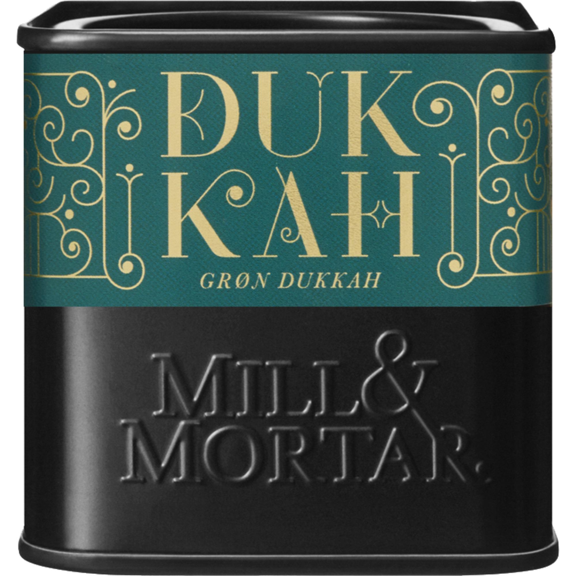 Mill & Mortar Grön Dukkah