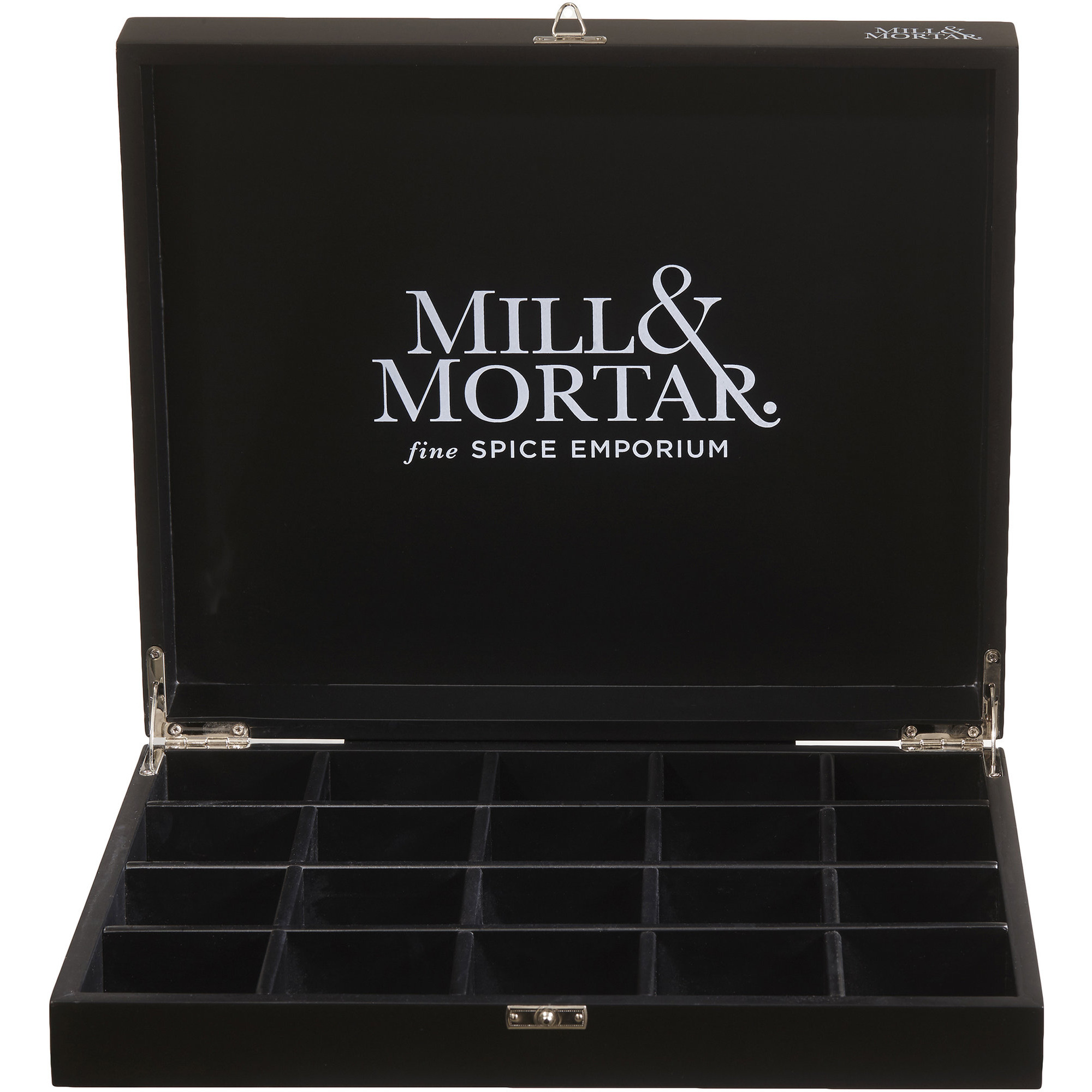 Mill & Mortar Spice Chest 20 st.