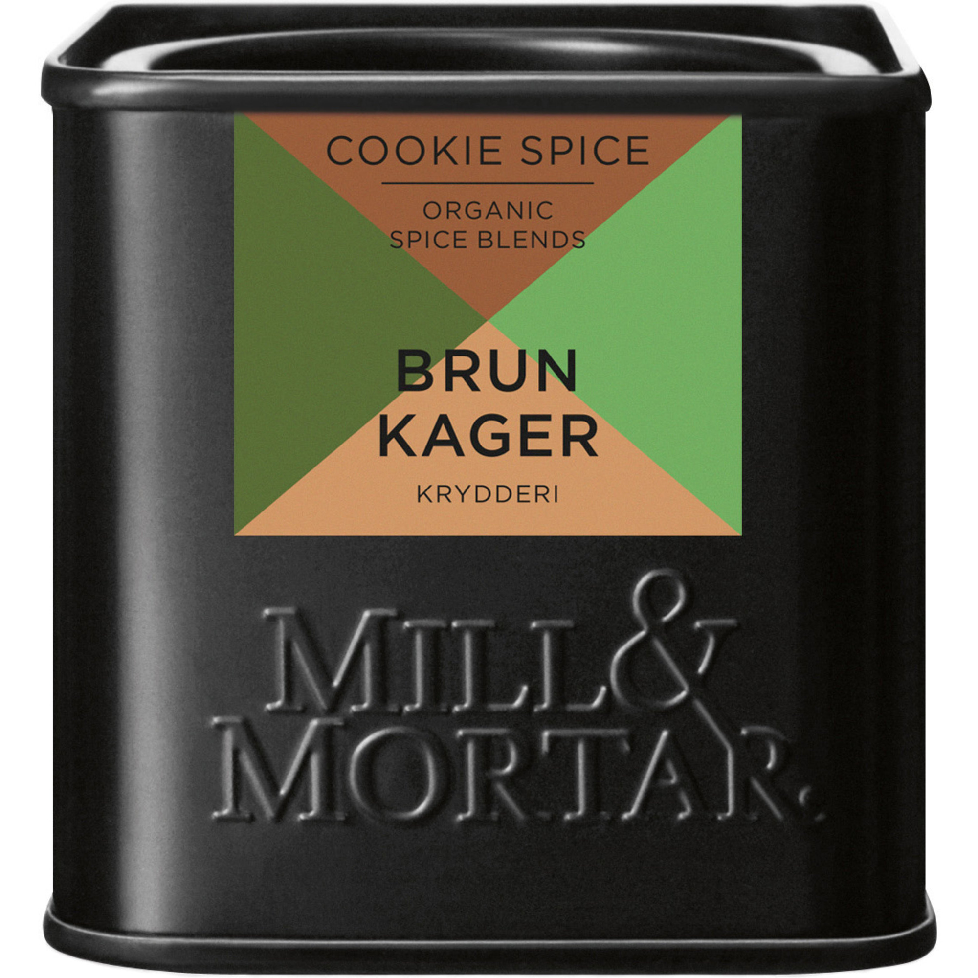 Mill & Mortar Brunkakor Cookie Spice 50 g.