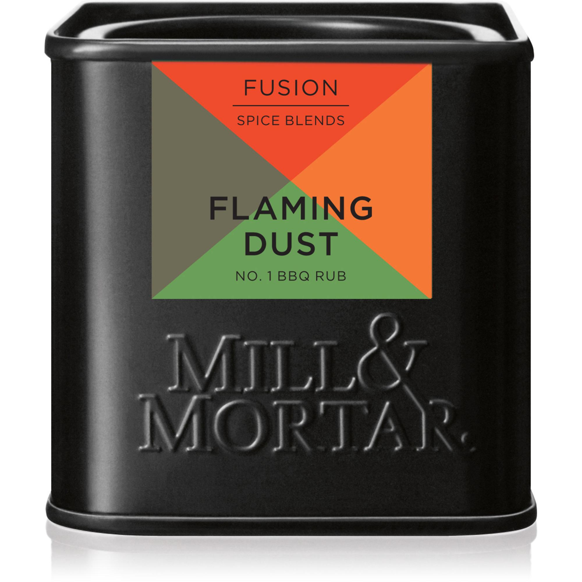 Mill & Mortar Flaming dust grillkrydda