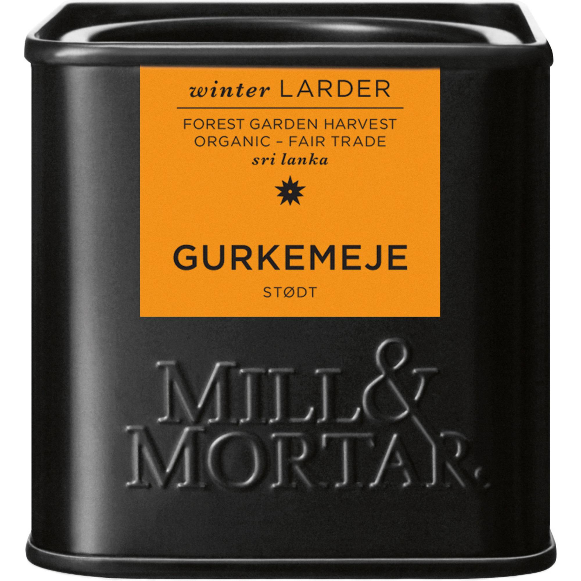 Mill & Mortar Gurkmeja 50g