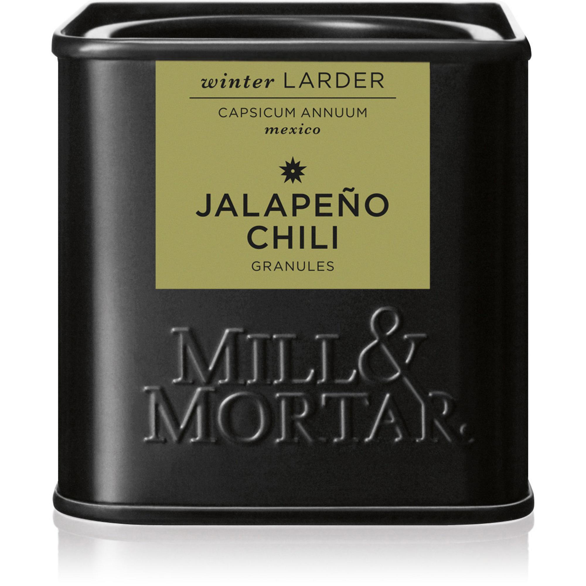 Mill & Mortar Jalapeño chiliflingor