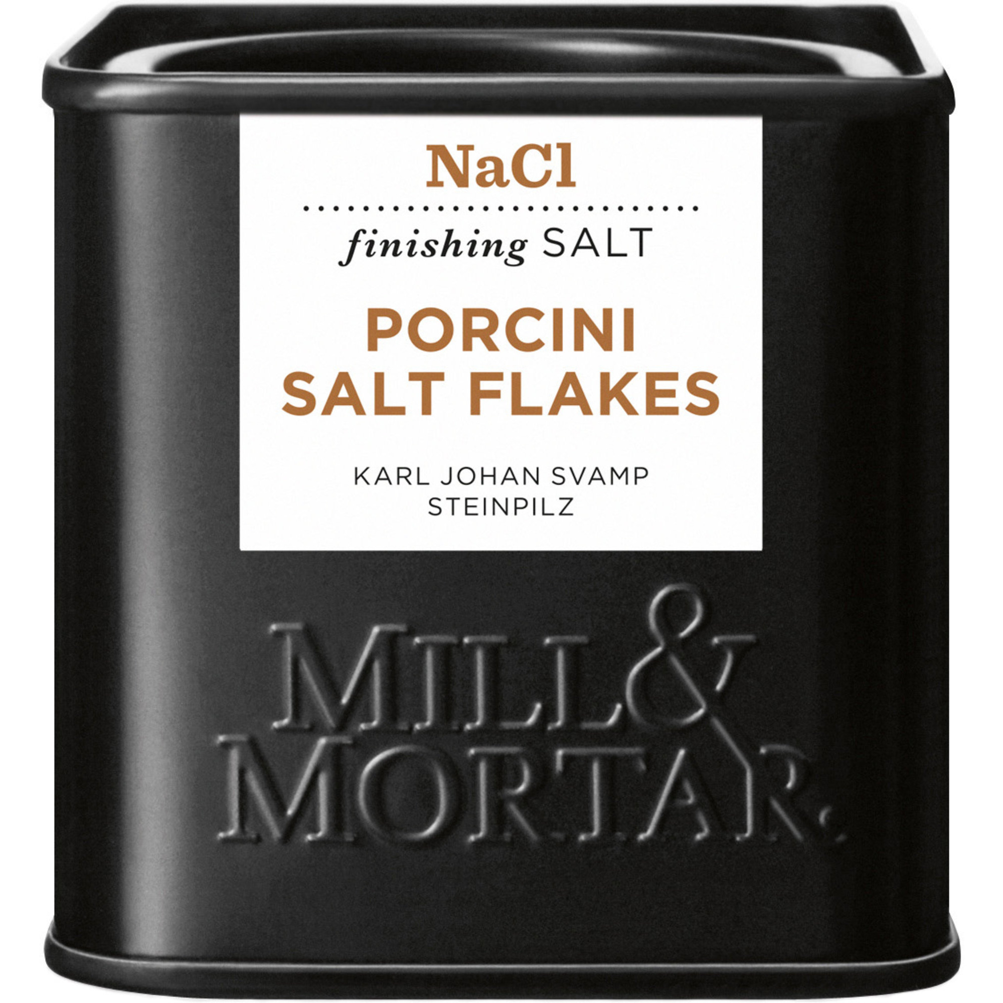Mill & Mortar Karl Johan Salt (Porcini) 80g