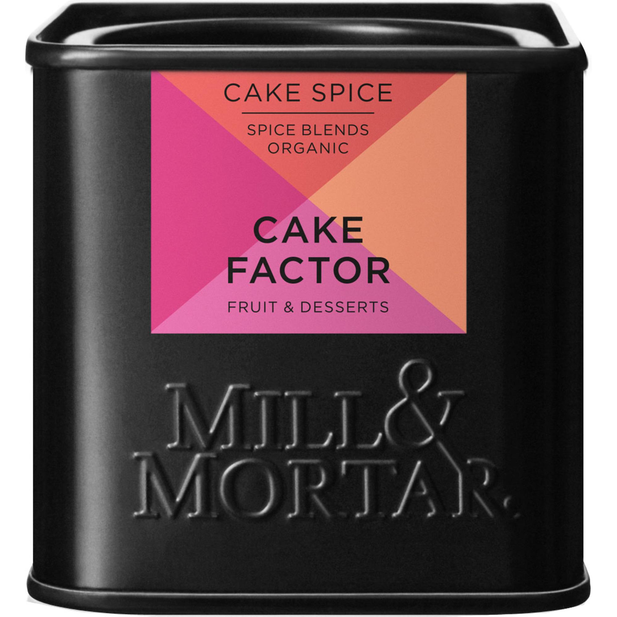 Mill & Mortar Ekologisk Cake Factor