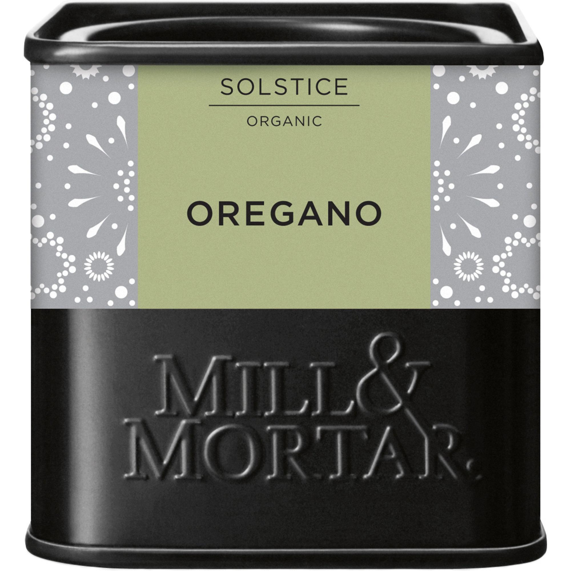 Mill & Mortar Oregano skuren 16 g