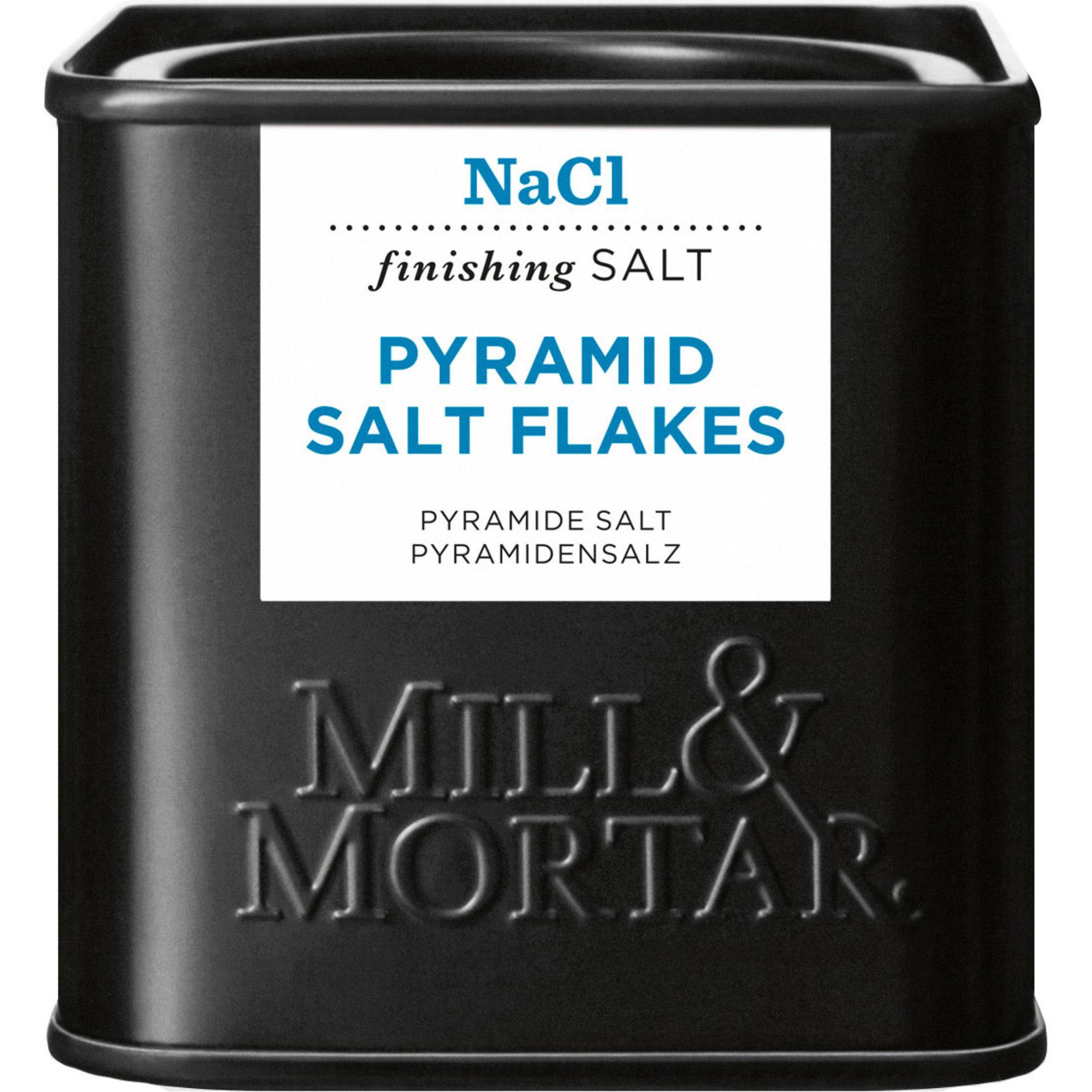 Mill & Mortar Pyramide saltflingor