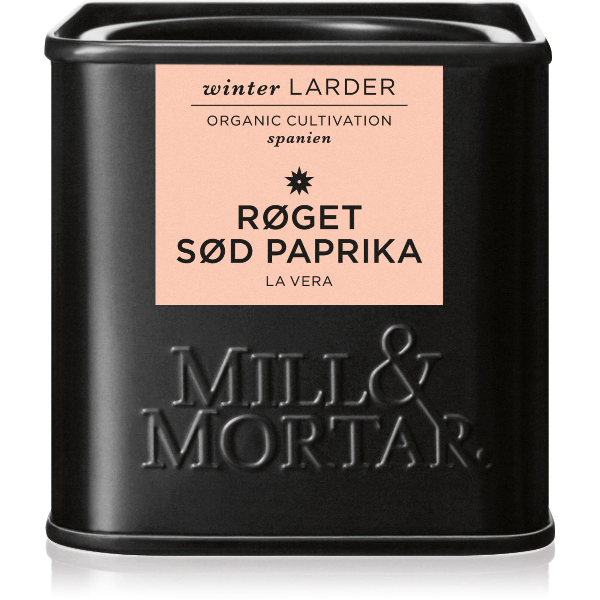Mill & Mortar Rökt söt paprika