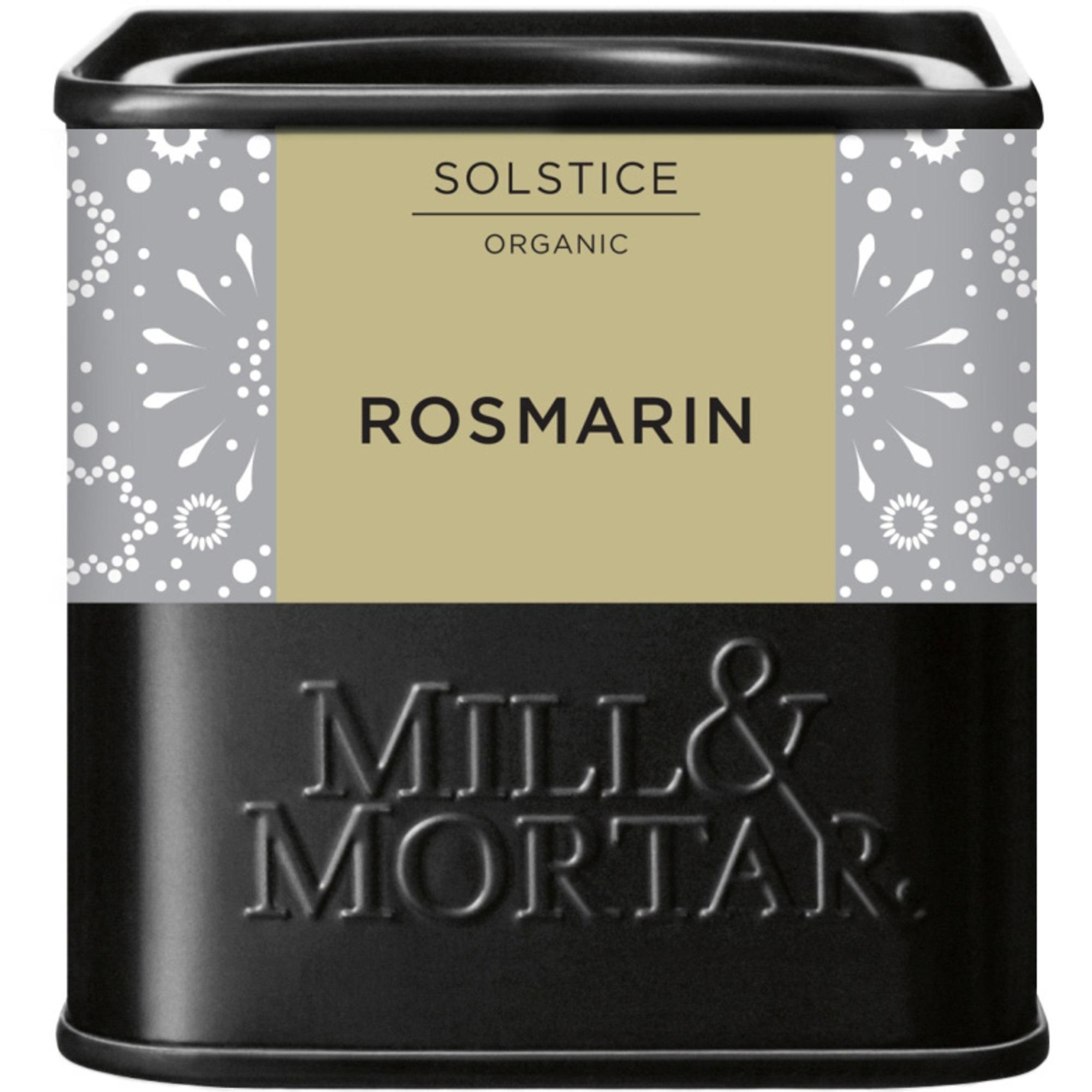 Mill & Mortar Rosmarin skuren 30 g