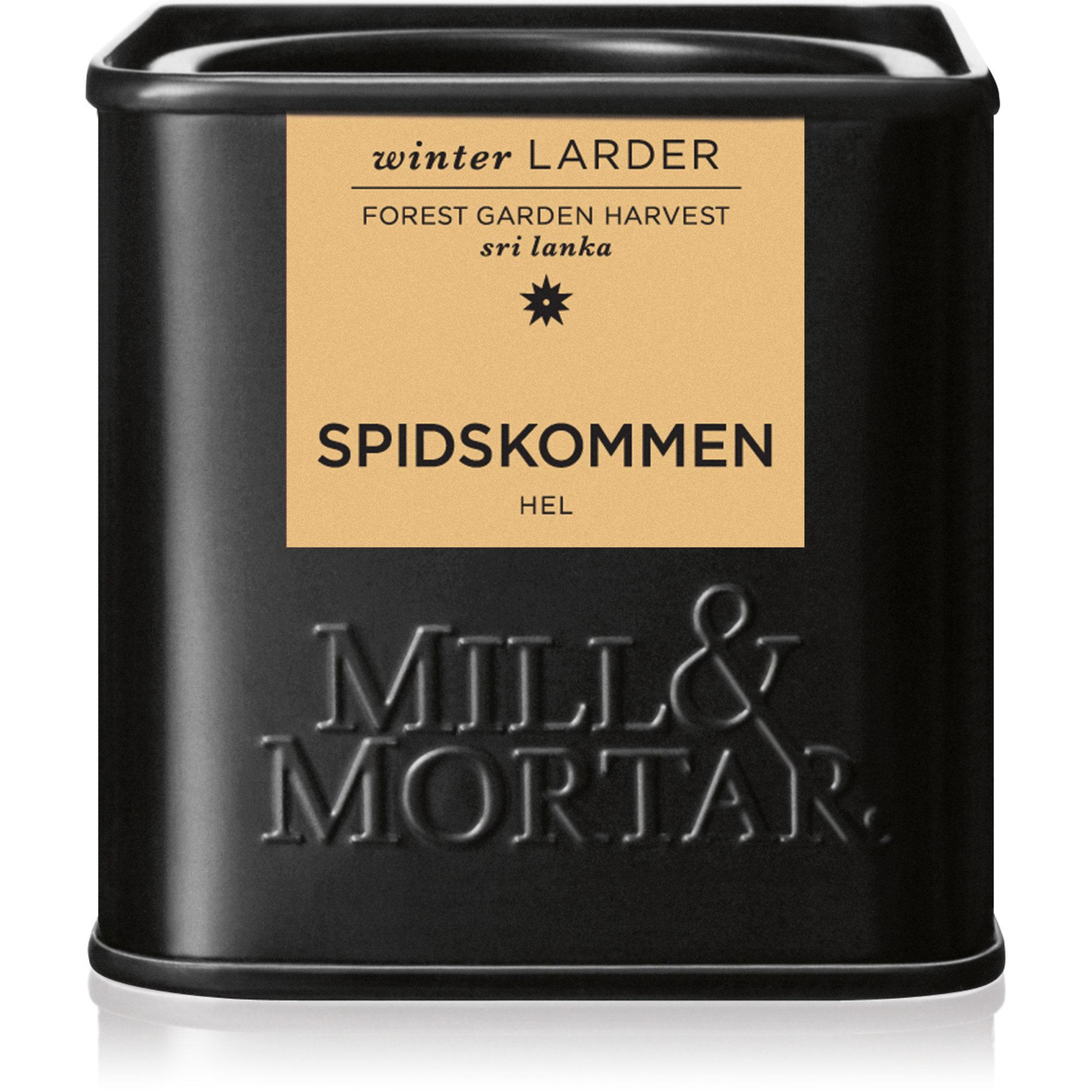 Mill & Mortar Spiskummin