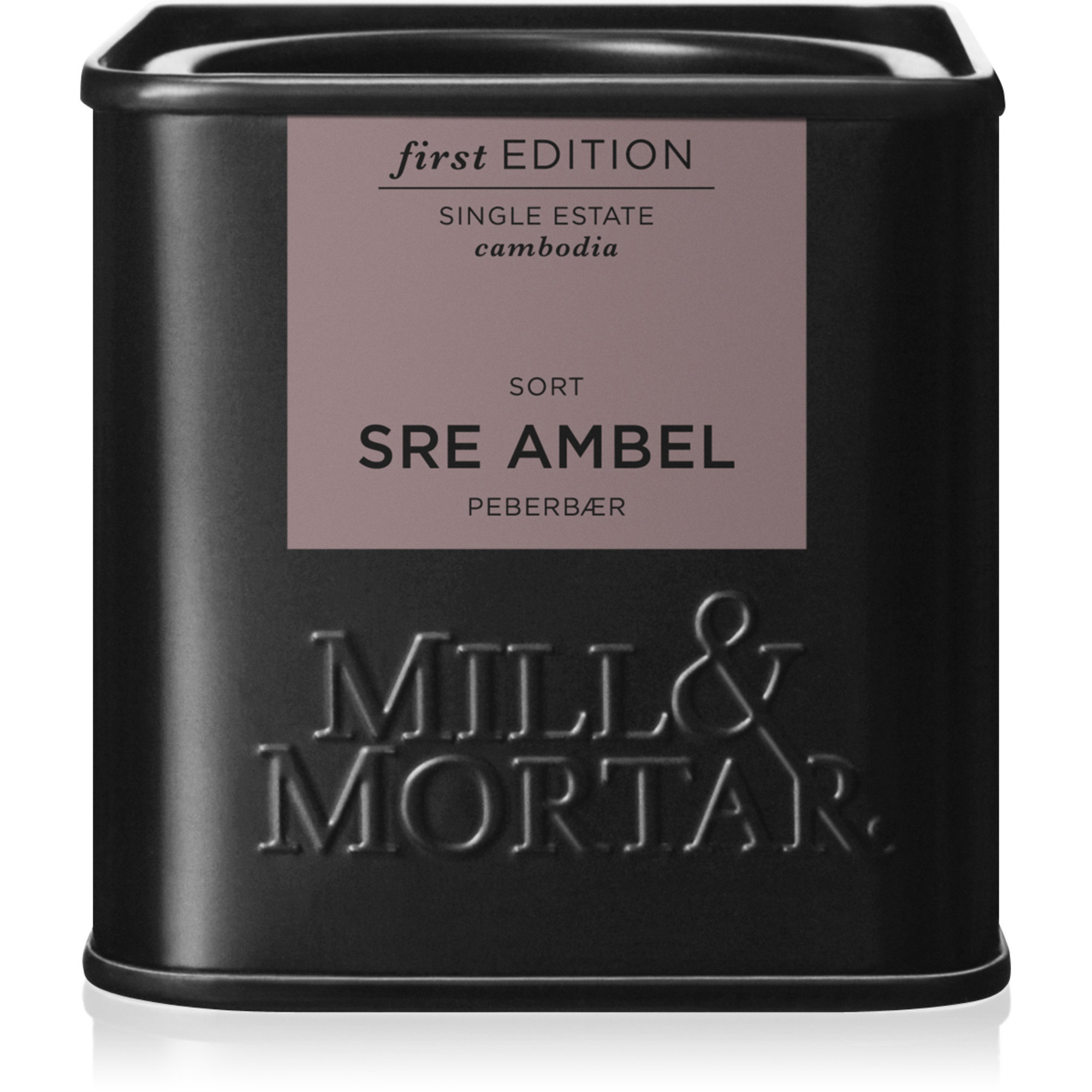 Mill & Mortar Sre Ambel svartpeppar