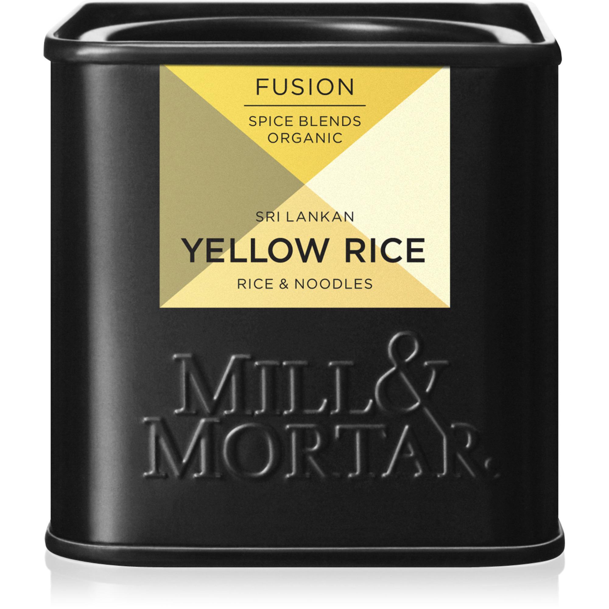 Mill & Mortar Yellow Rice
