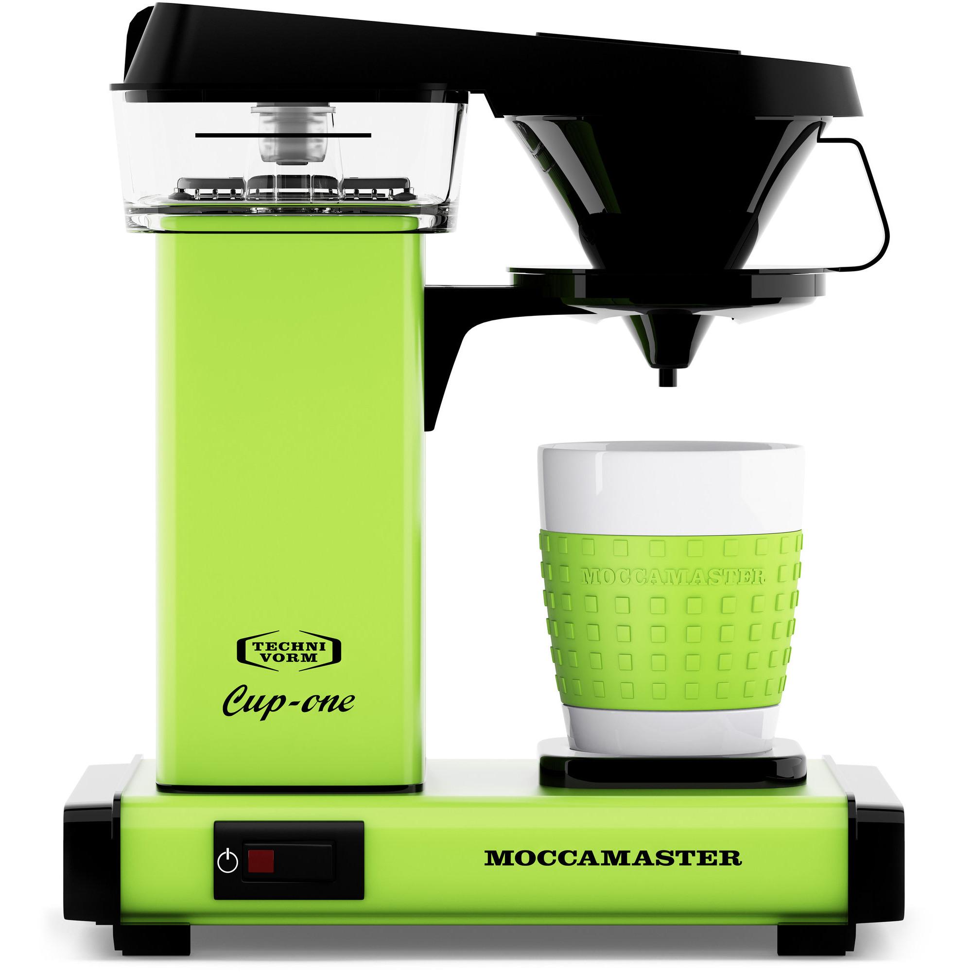 Moccamaster Kaffebryggare CUP ONE Fresh Green