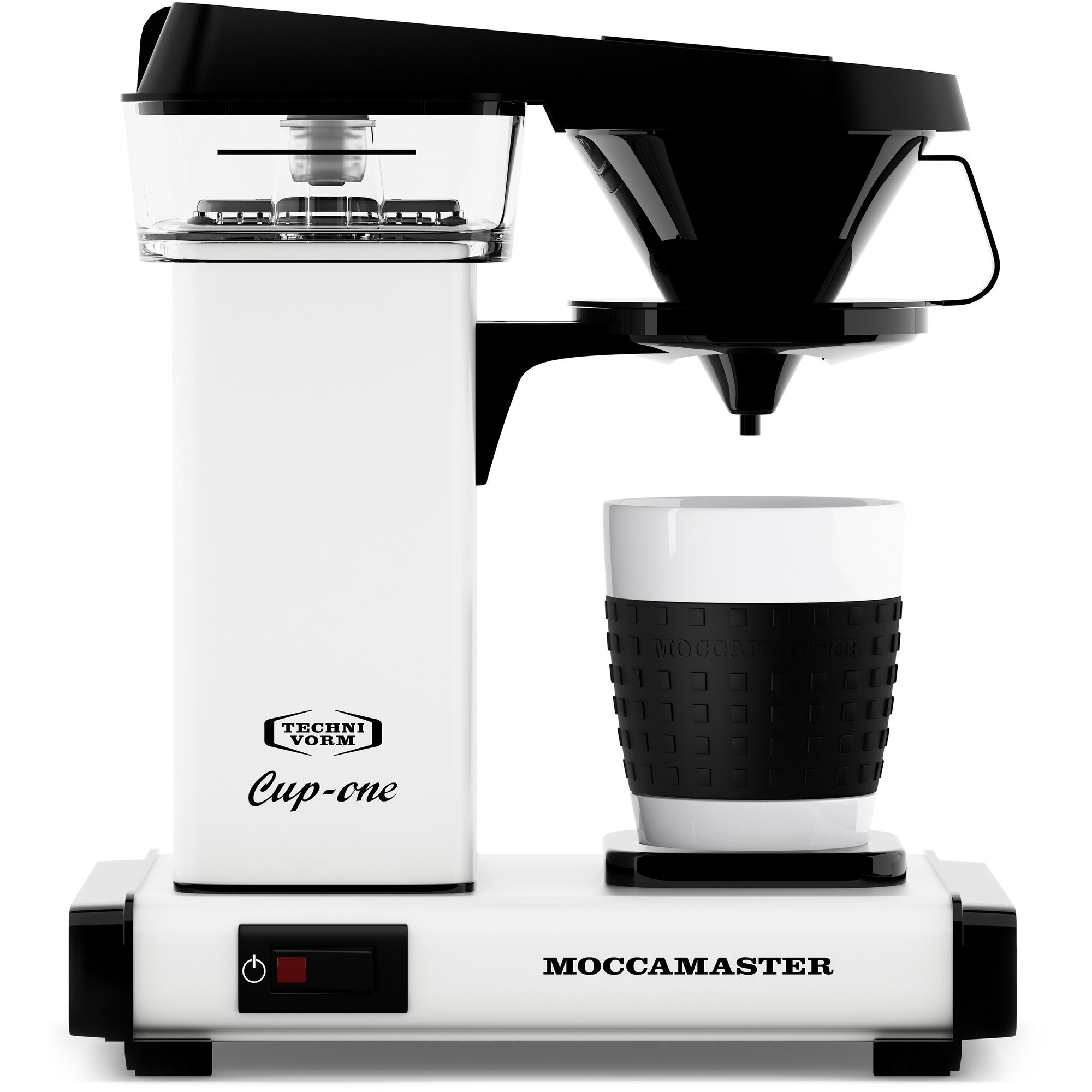 Moccamaster Kaffebryggare CUP ONE Creme