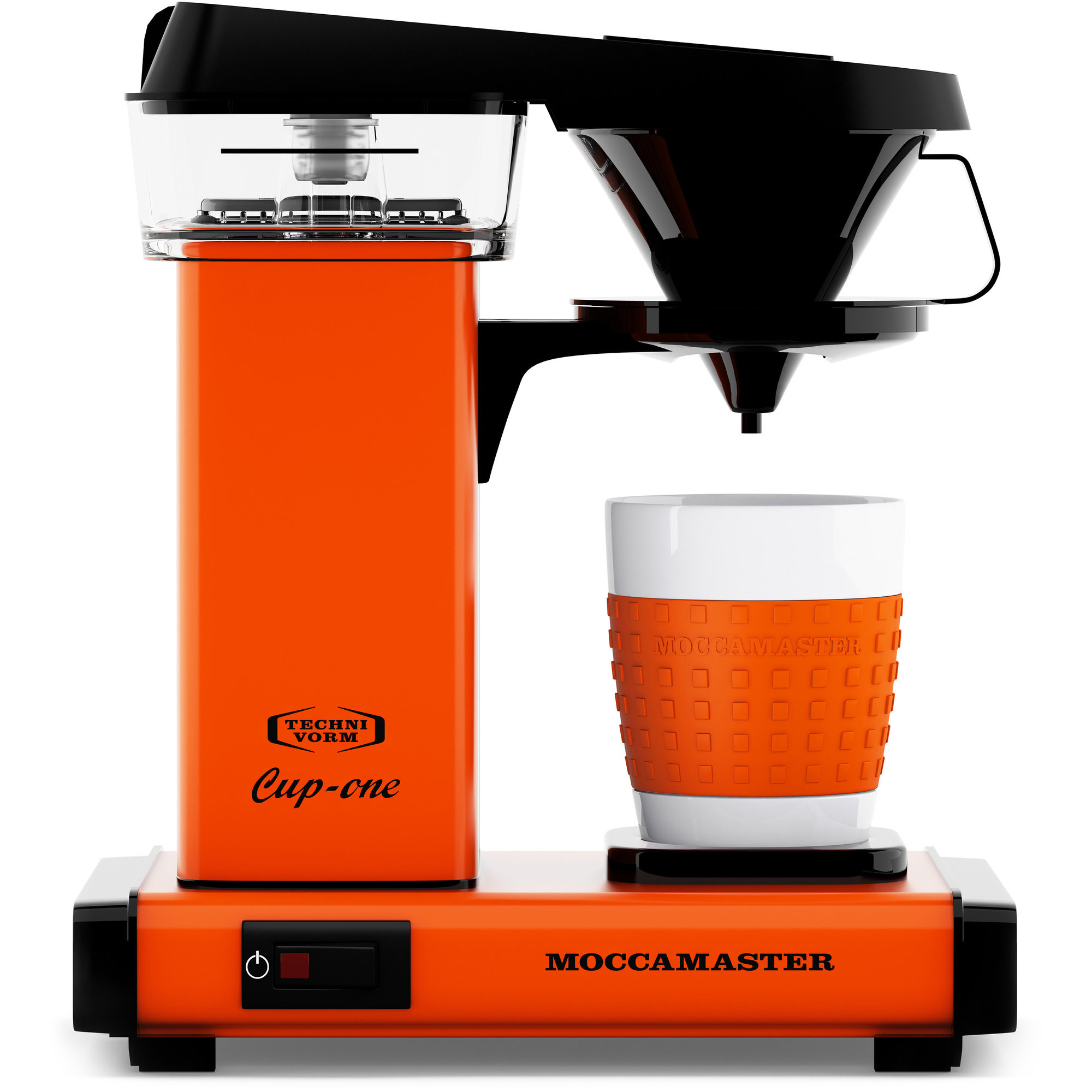 Moccamaster Kaffebryggare CUP ONE Orange