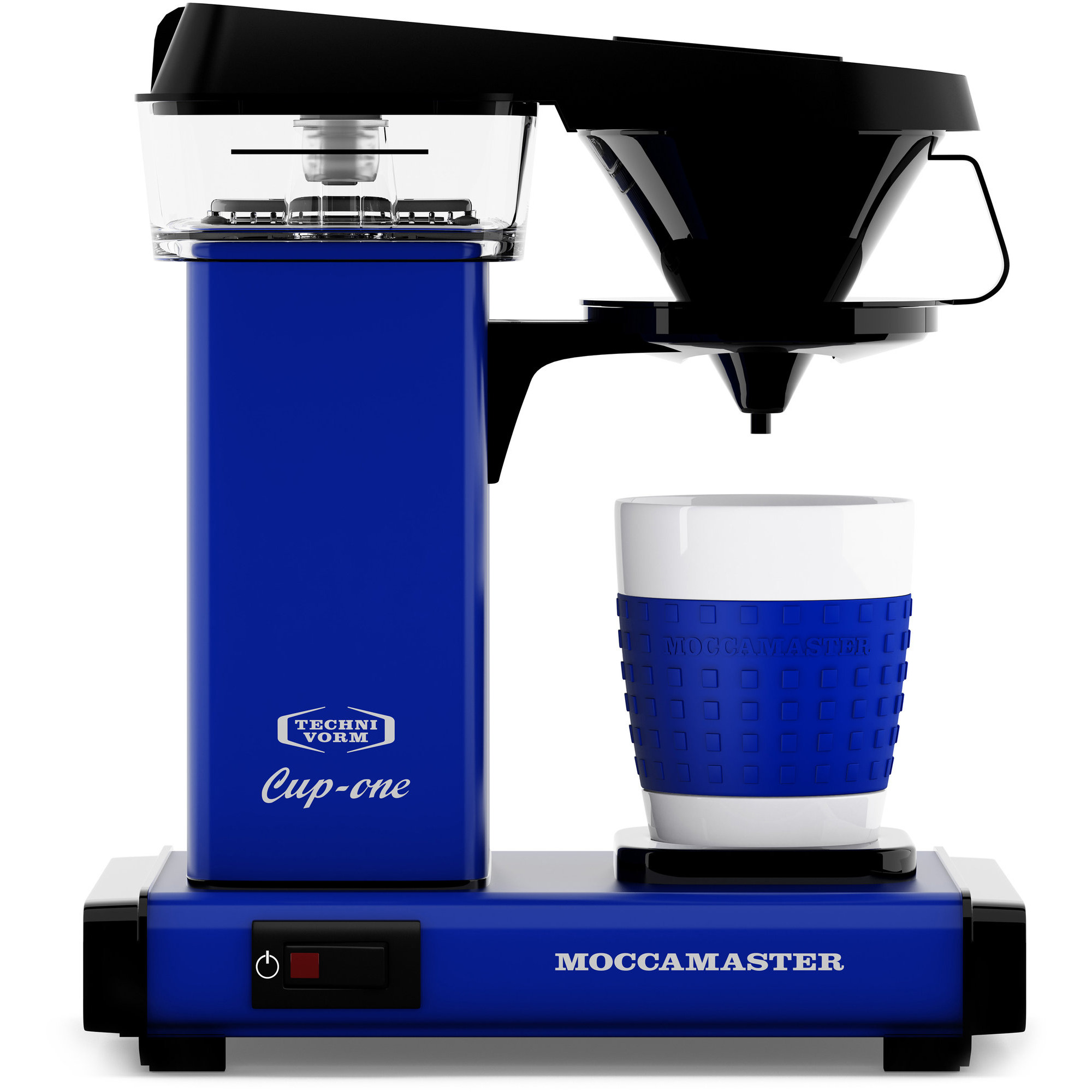 Moccamaster Kaffebryggare CUP ONE Royal Blue