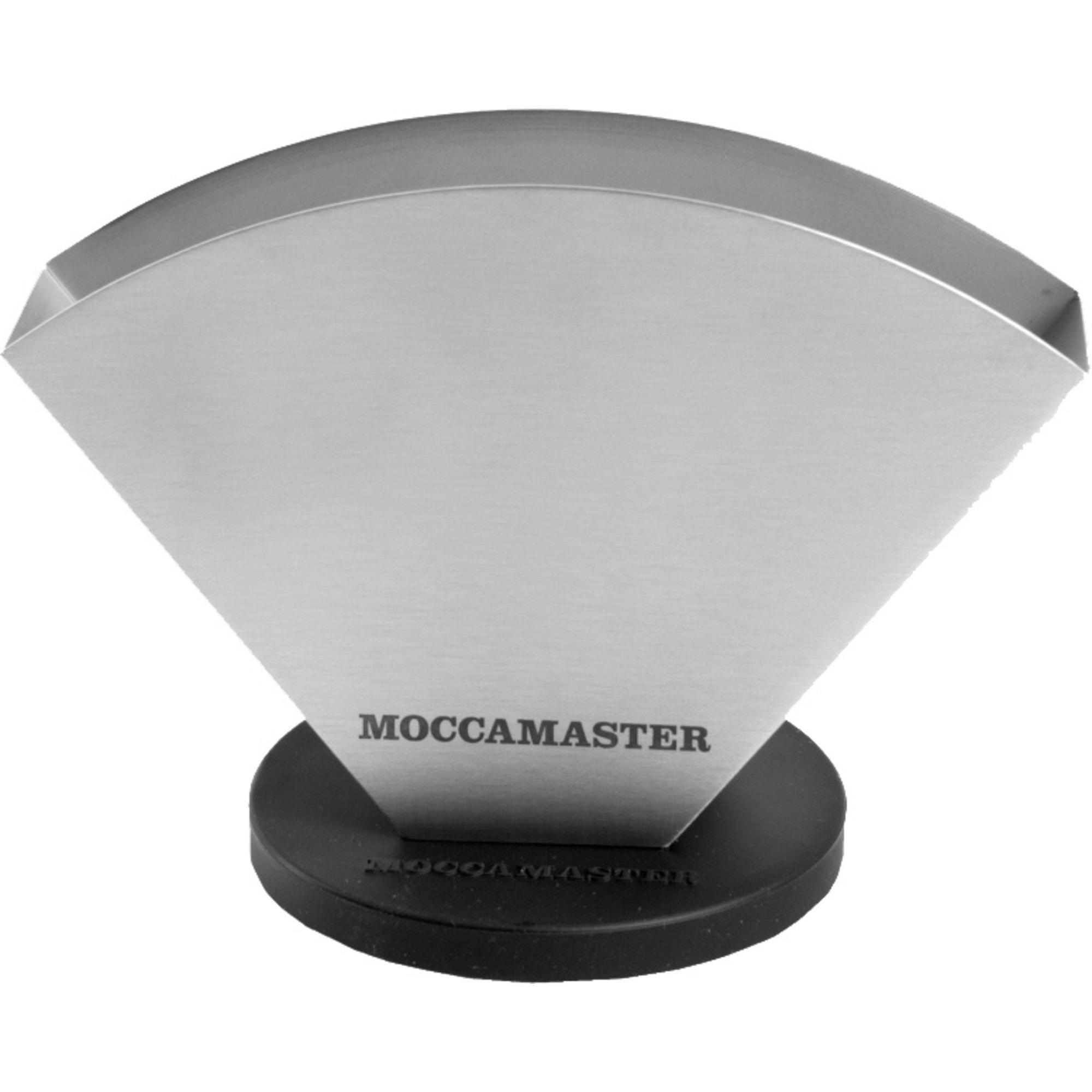 Moccamaster Filterhållare Rostfritt Stål