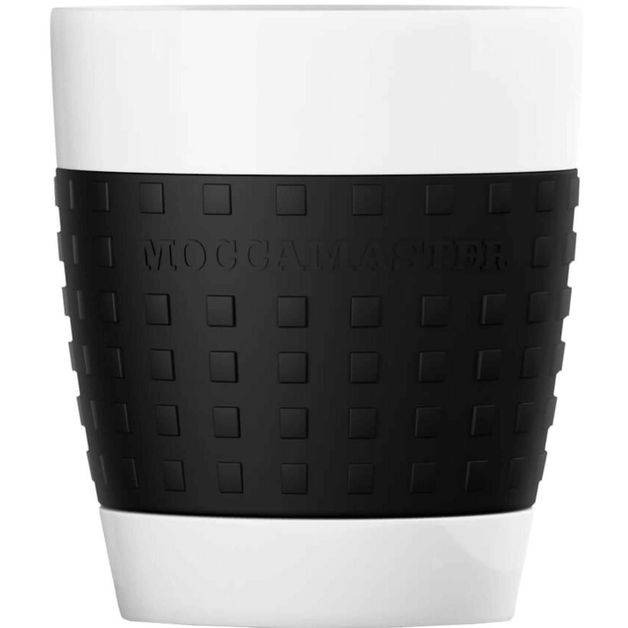Moccamaster Kaffemugg Svart