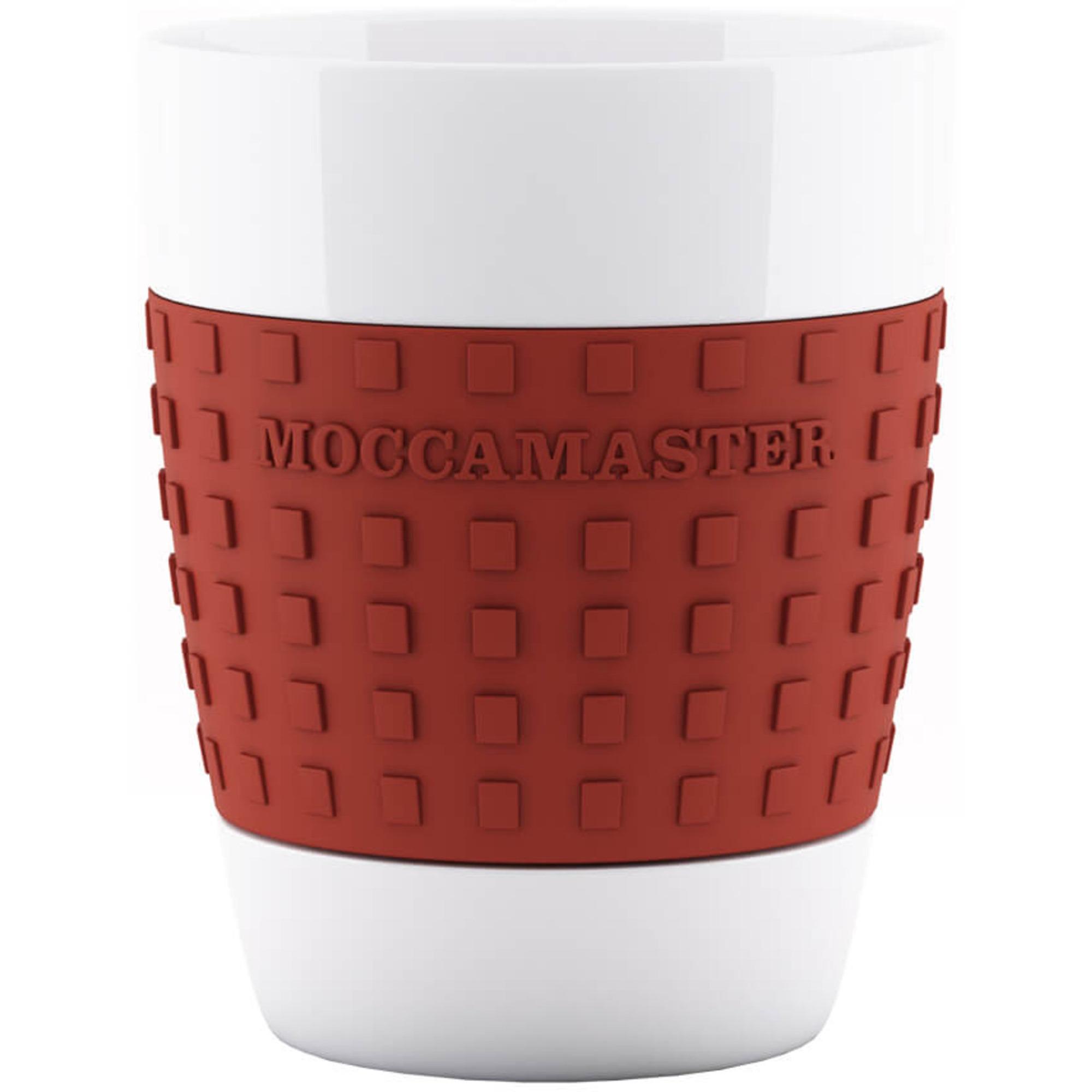 Moccamaster Kaffemugg Brick Red