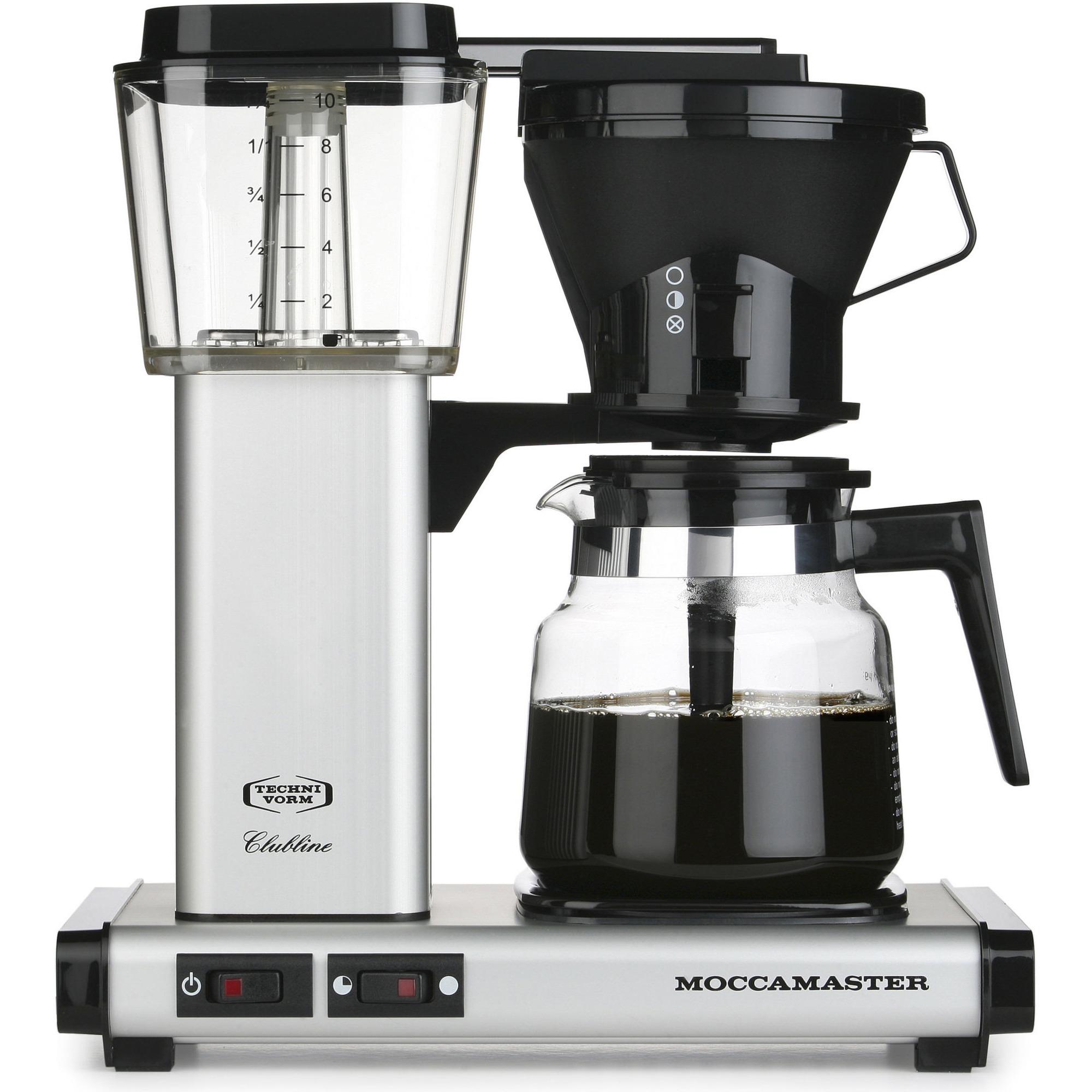kaffebryggare automatisk avstängning