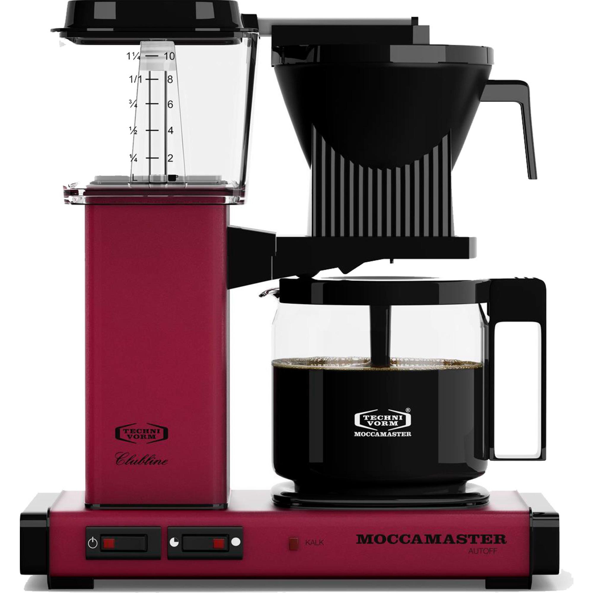 Moccamaster Kaffebryggare KBGC982AO Wild Berry