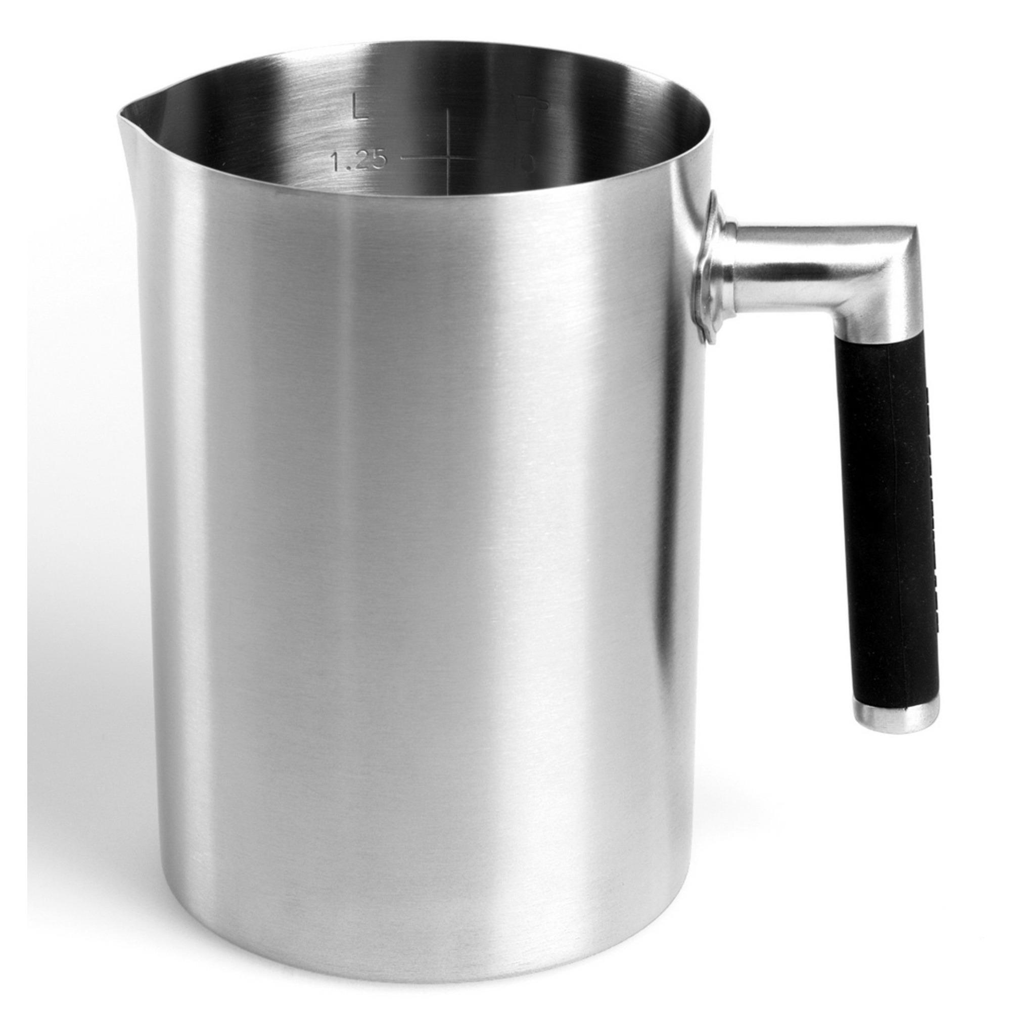 Moccamaster Måttbägare Rostfritt Stål 125 liter