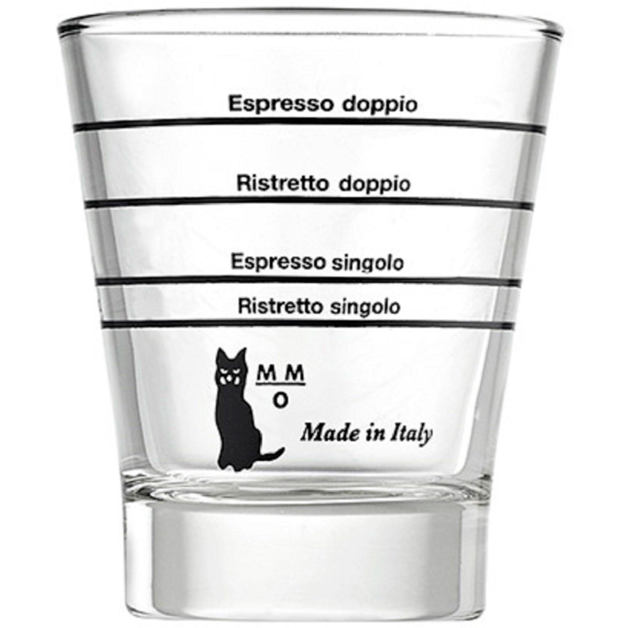 Motta Mätglas till ristretto och espresso