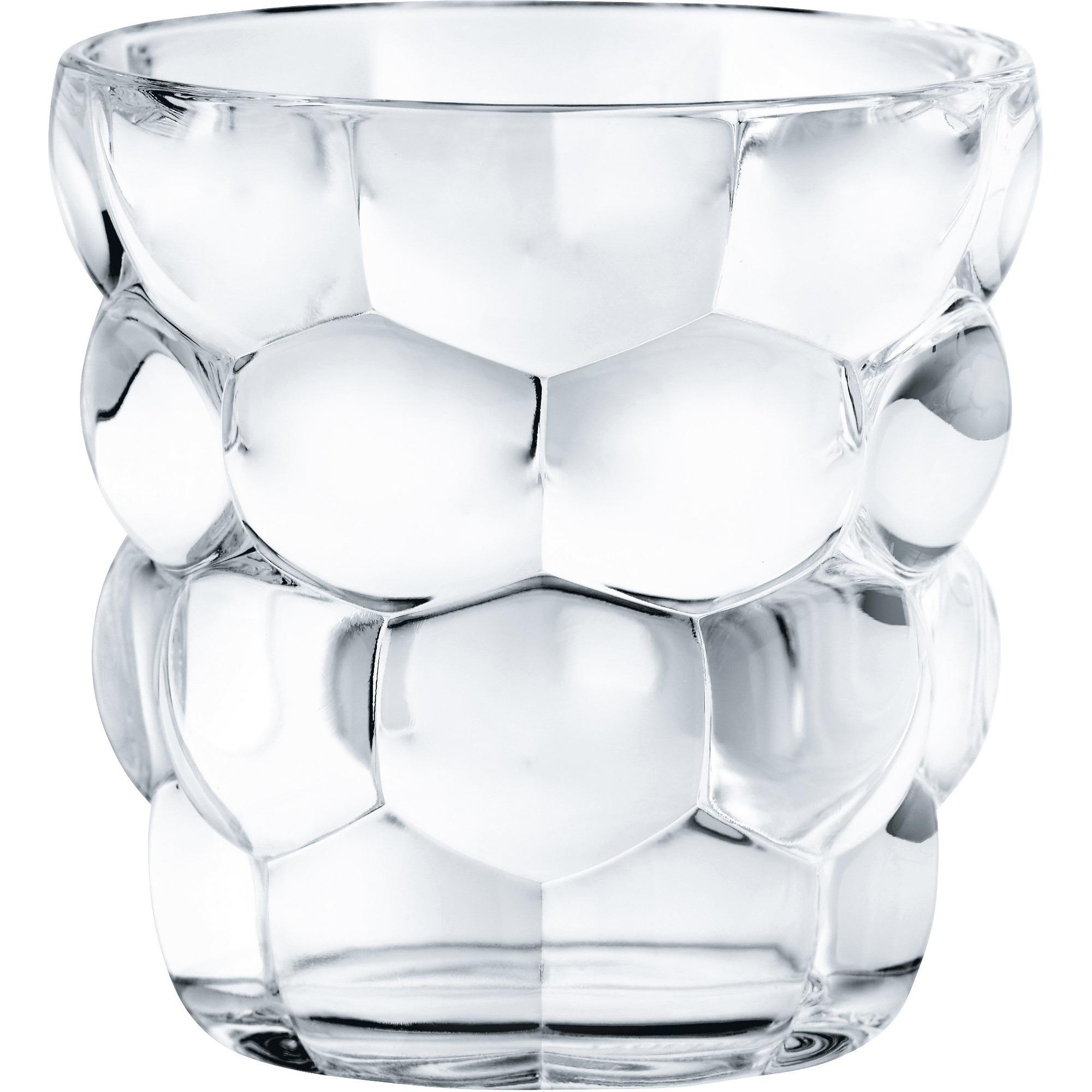 Nachtmann Bubbles Tumbler Glas Small 24cl 4-p