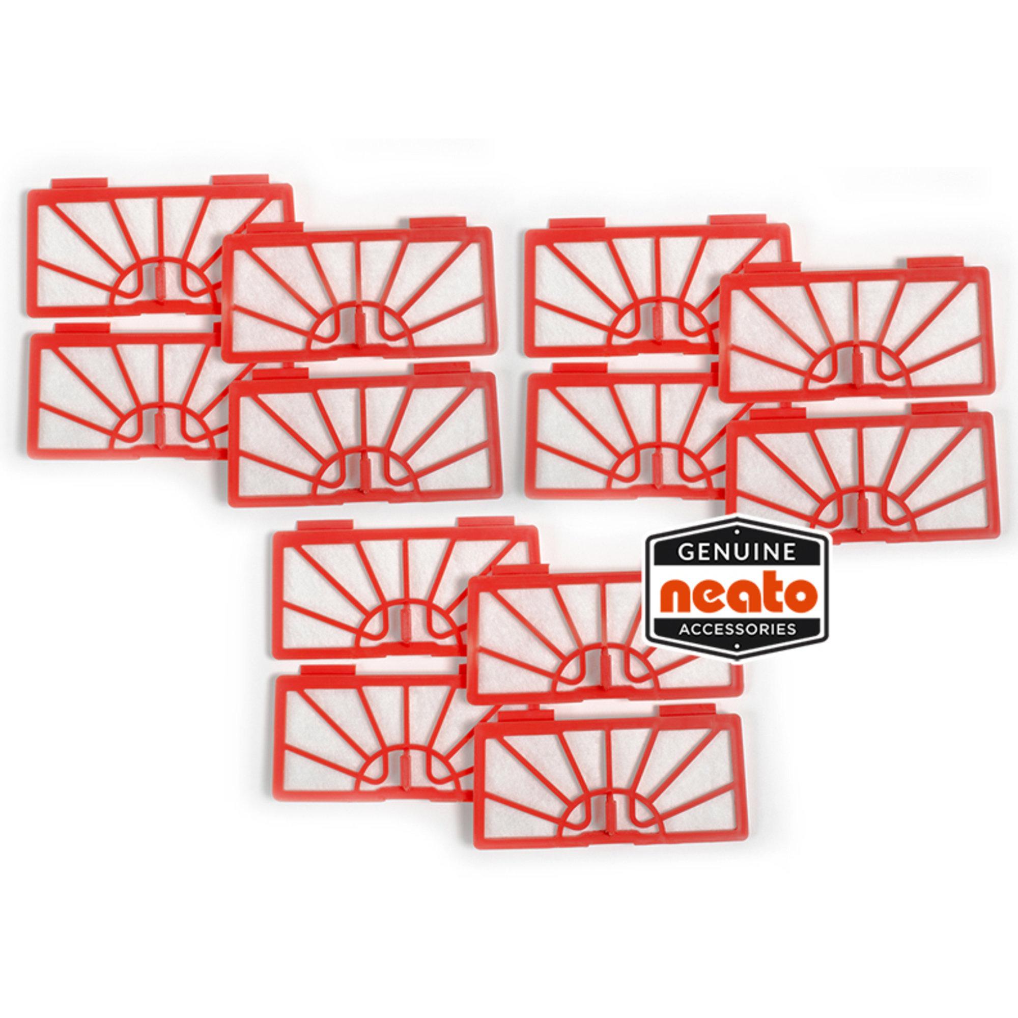 Neato 12-pack XV-series standard filter